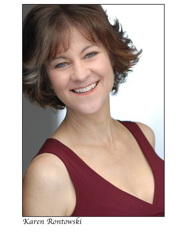 Comedian Karen Rontowski performs at Zanies at Phesant Run Resort in St. Charles from Wednesday, July 16, to Saturday, July 19.
