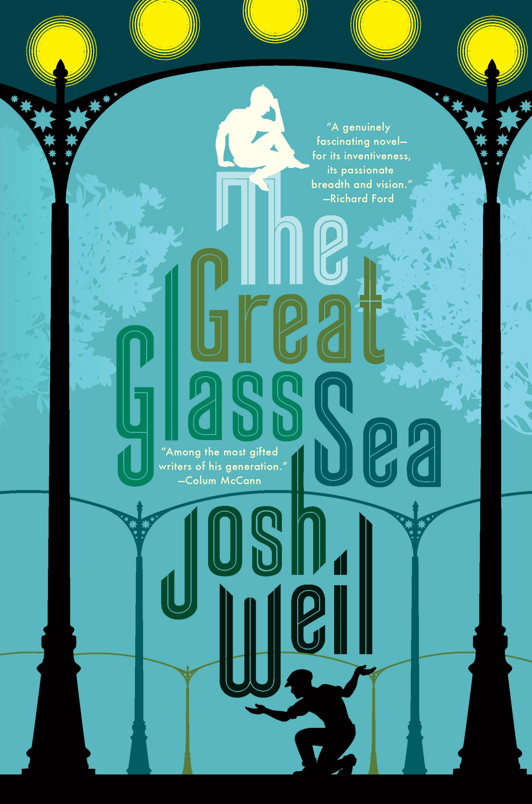 "Josh Weil recently released ""The Great Glass Sea."""