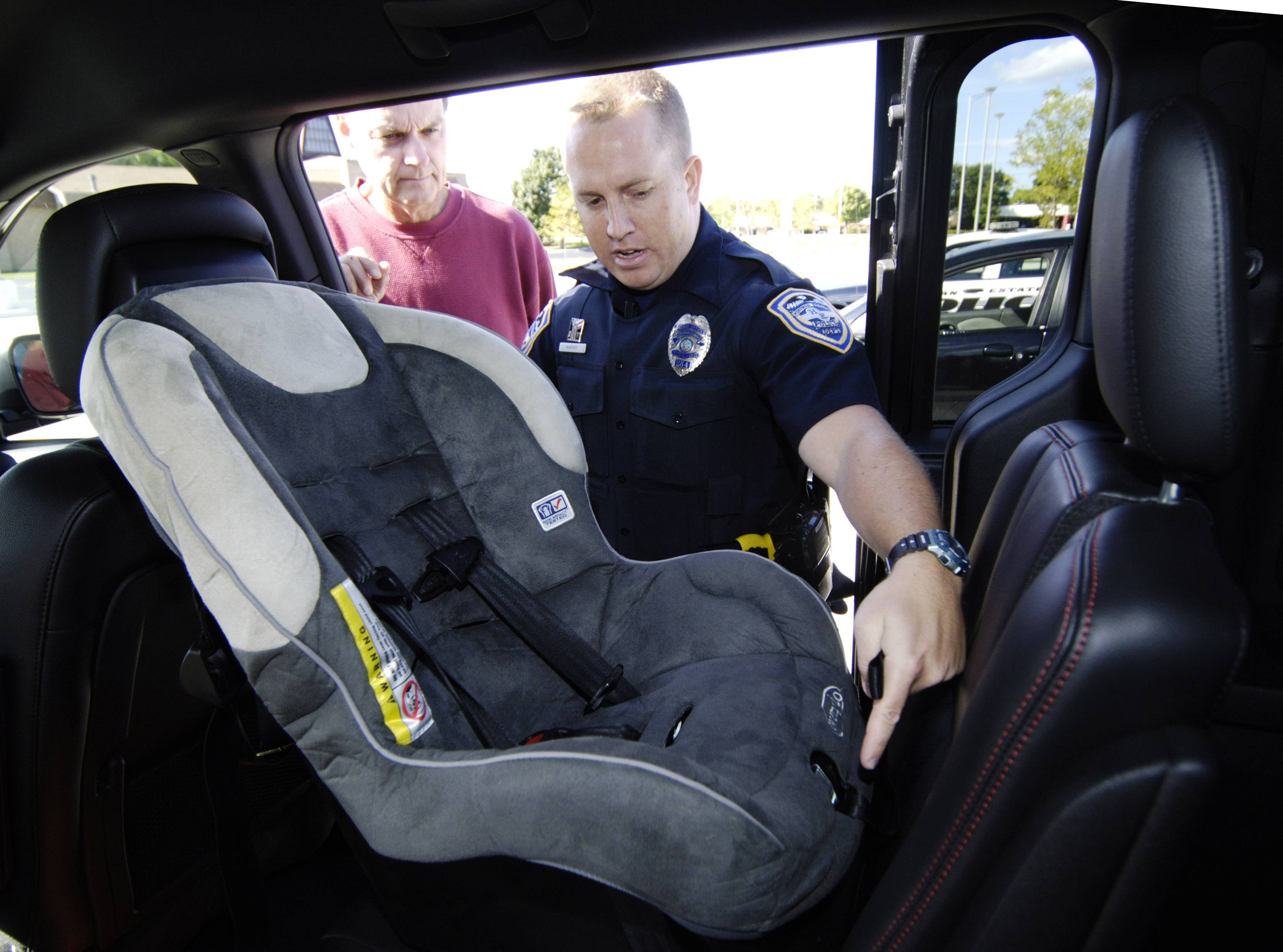 We go to great lengths to ensure child seats in cars are properly installed. Why then, safety advocates wonder, aren't they required for kids 2 and under in airplanes?