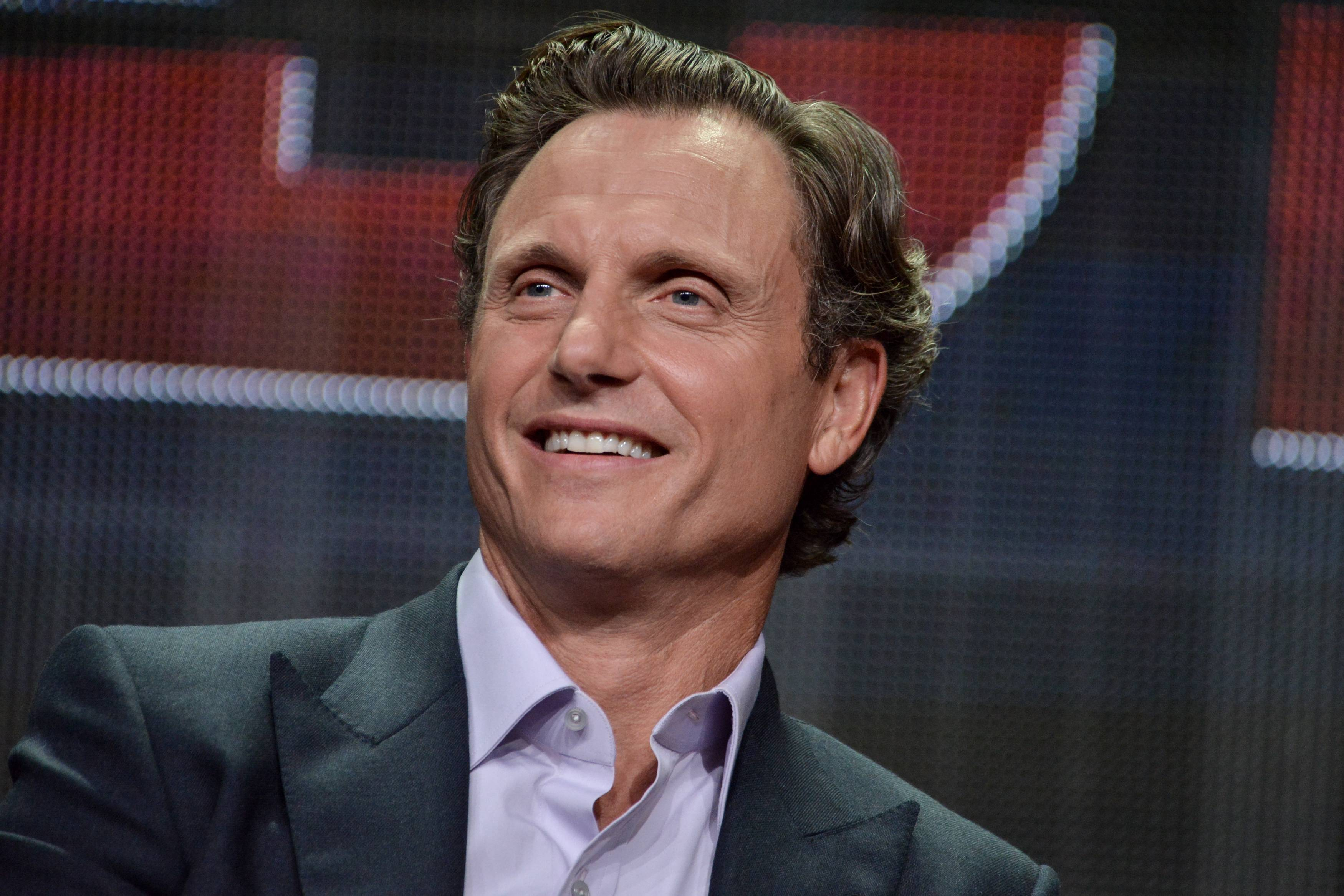 """Scandal"" star Tony Goldwyn has taken on behind-the-camera roles as producer, director and writer for the new drama ""The Divide."" The first of eight episodes premieres at 8 p.m., July 16, on WeTV."