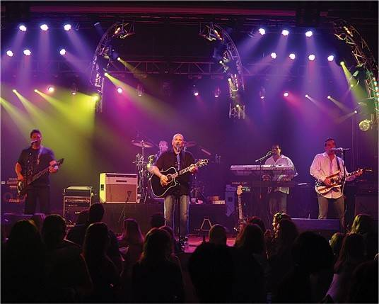 Rock out to local favorites at fair soundstage