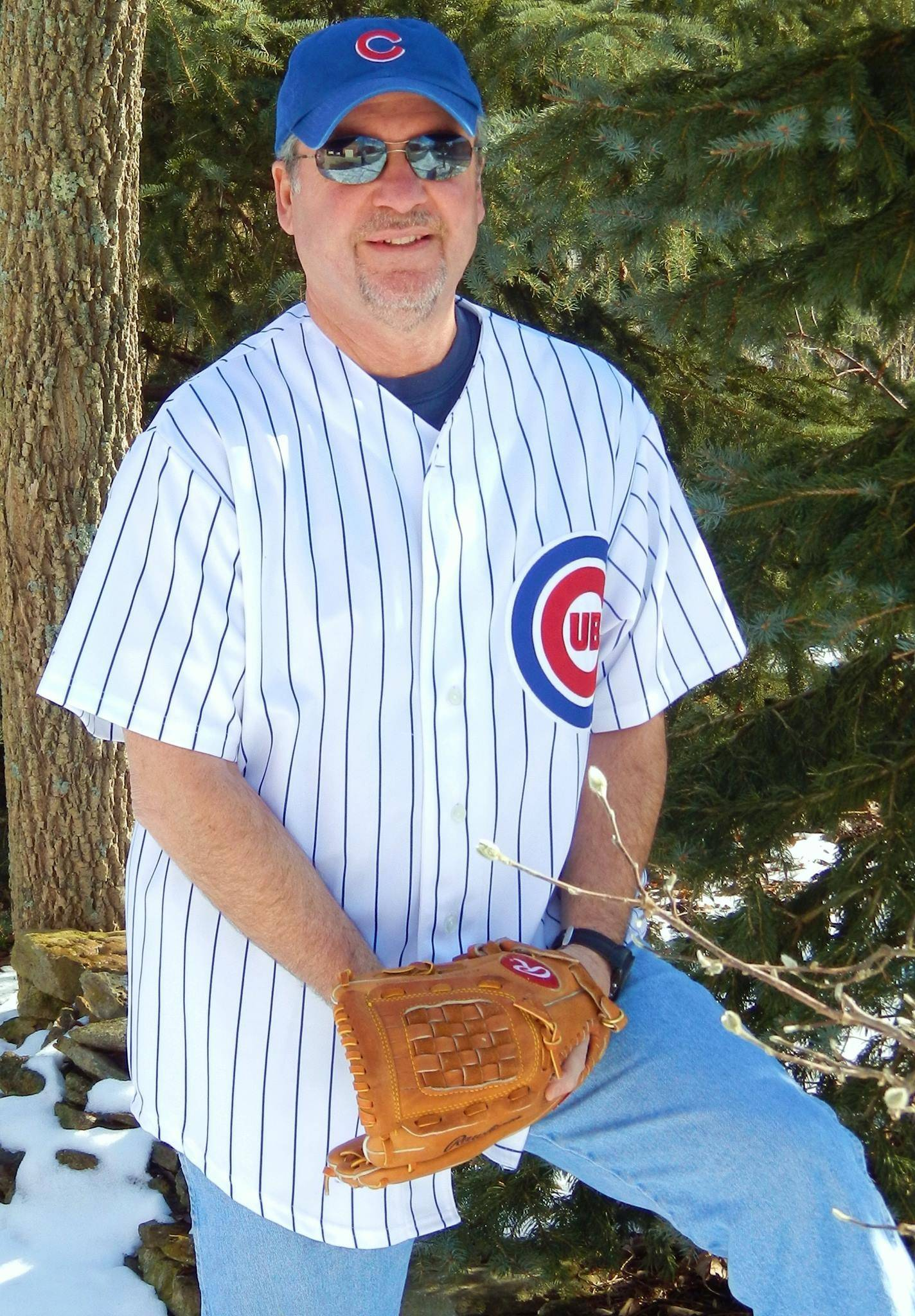 "A Cubs fan who grew up in the suburbs, author Dennis Hetzel puts his favorite team in the World Series in his new novel, ""Killing the Curse."" His book also boasts a U.S. president from Palatine and an over-the-top Cubs fanatic from Streamwood."