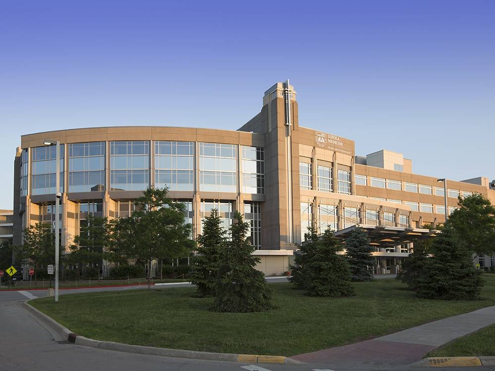 Loyola University Medical Center ranks third in Illinois and No. 1 in the western suburbs, in U.S. News & World Report's 2014-15 Best Hospital rankings.