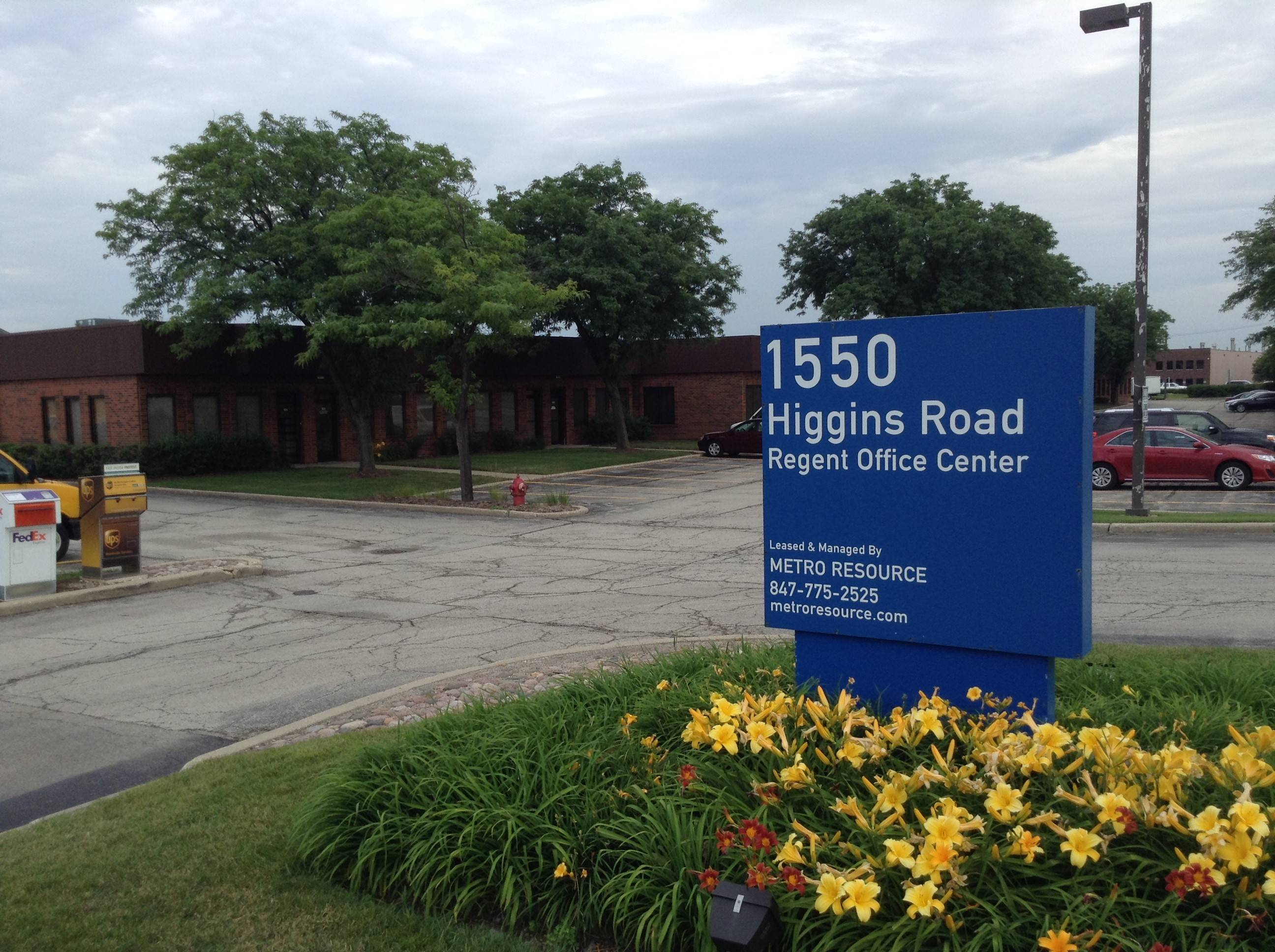 A Christian organization is seeking a special use permit to have Bible study classes and services at 1550 Higgins Road in Elk Grove Village.