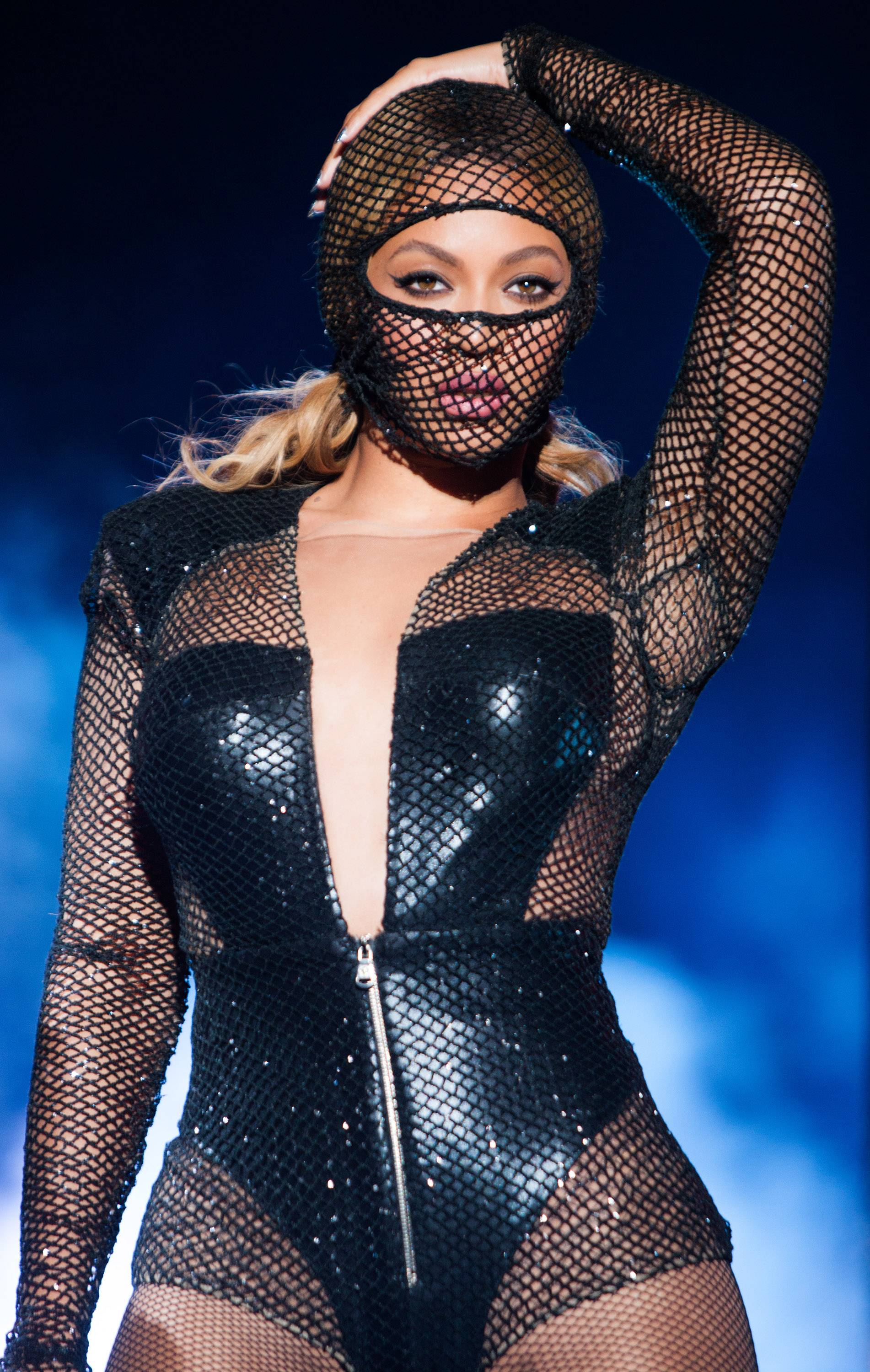 Doing a visual album has paid off for Beyonce: She's the leading nominee at the MTV Video Music Awards.