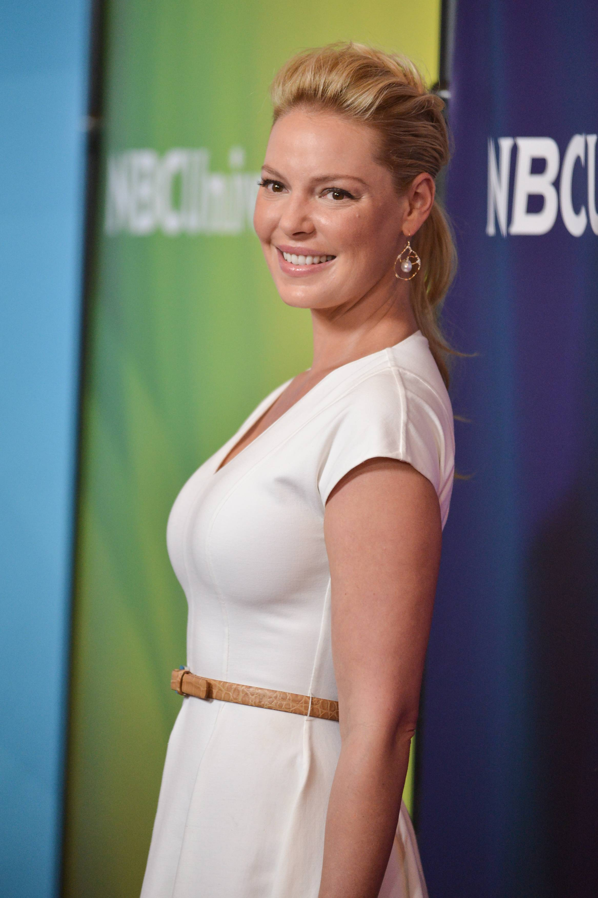 "Katherine Heigl stars on the new NBC fall series ""State of Affairs,"" playing a CIA attache who informs the president on high-level incidents around the world."