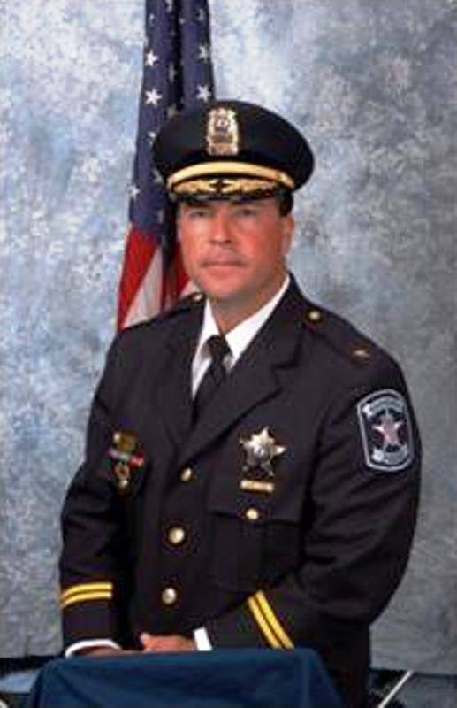 Bartlett Police Chief Kent Williams