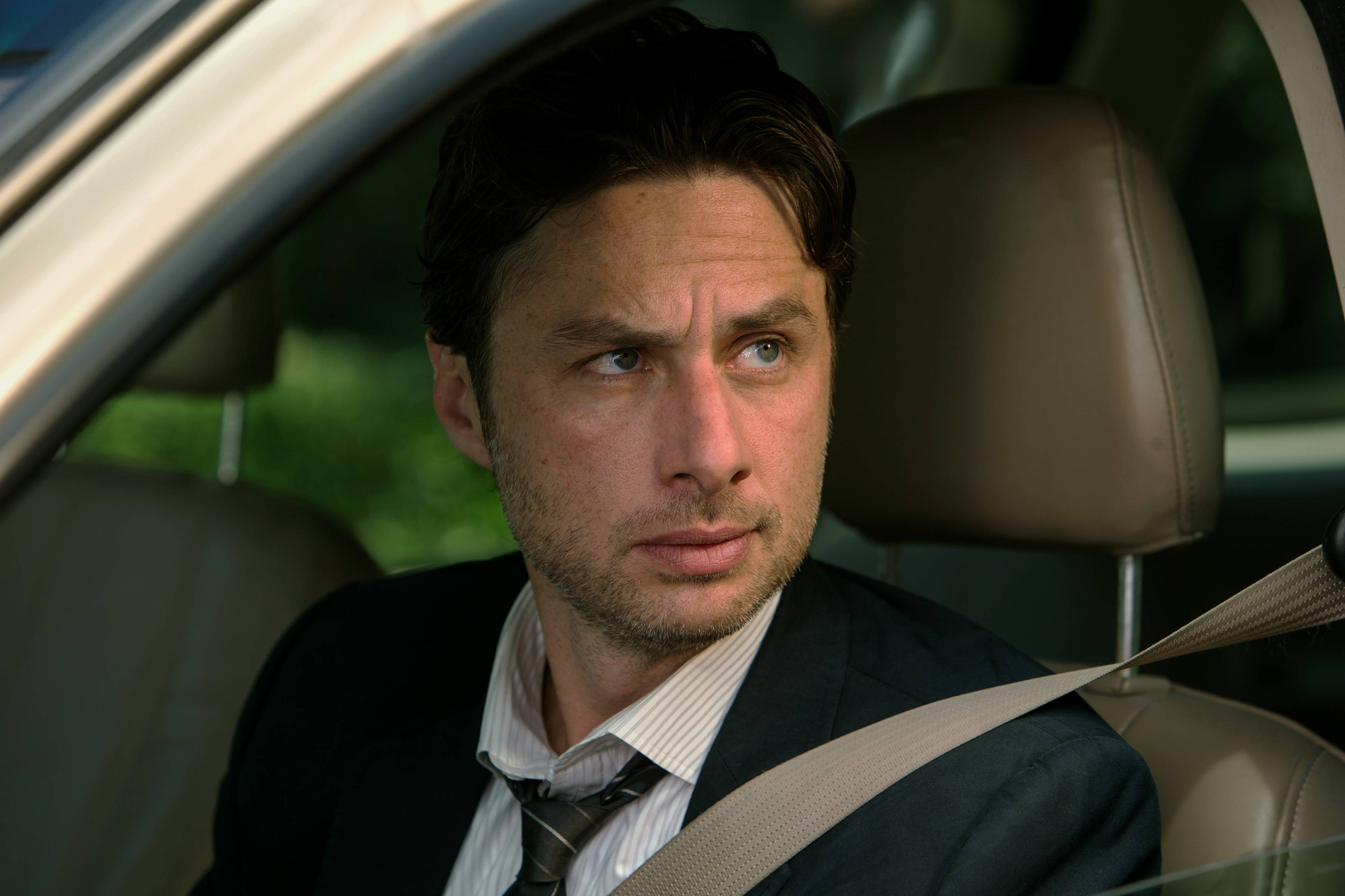 "Director/cowriter Zach Braff said that his Kickstarter campaign to fund his movie ""Wish I Was Here"" forced him to honor 47,000 promises."