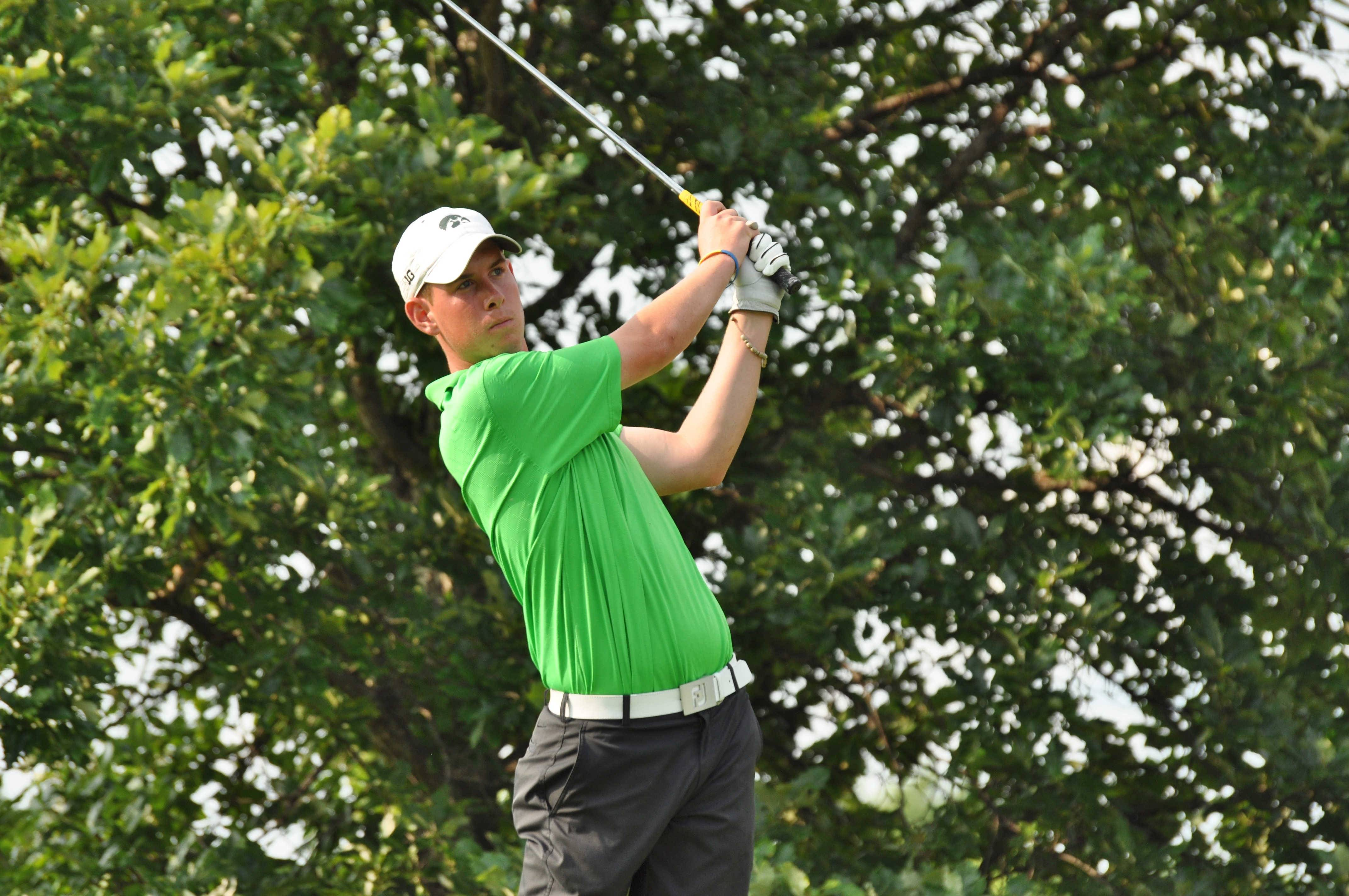 Ray Knoll of Naperville won the 84th Illinois State Amateur championship in a four-hole playoff Thursday at Catigny in Wheaton.
