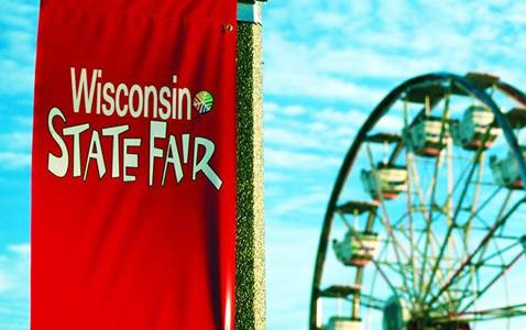 Carnival rides, agricultural exhibits, food vendors and more await those who sign up for the Schaumburg Township District Library's bus trip to the Wisconsin State Fair.travelwisconsin.com