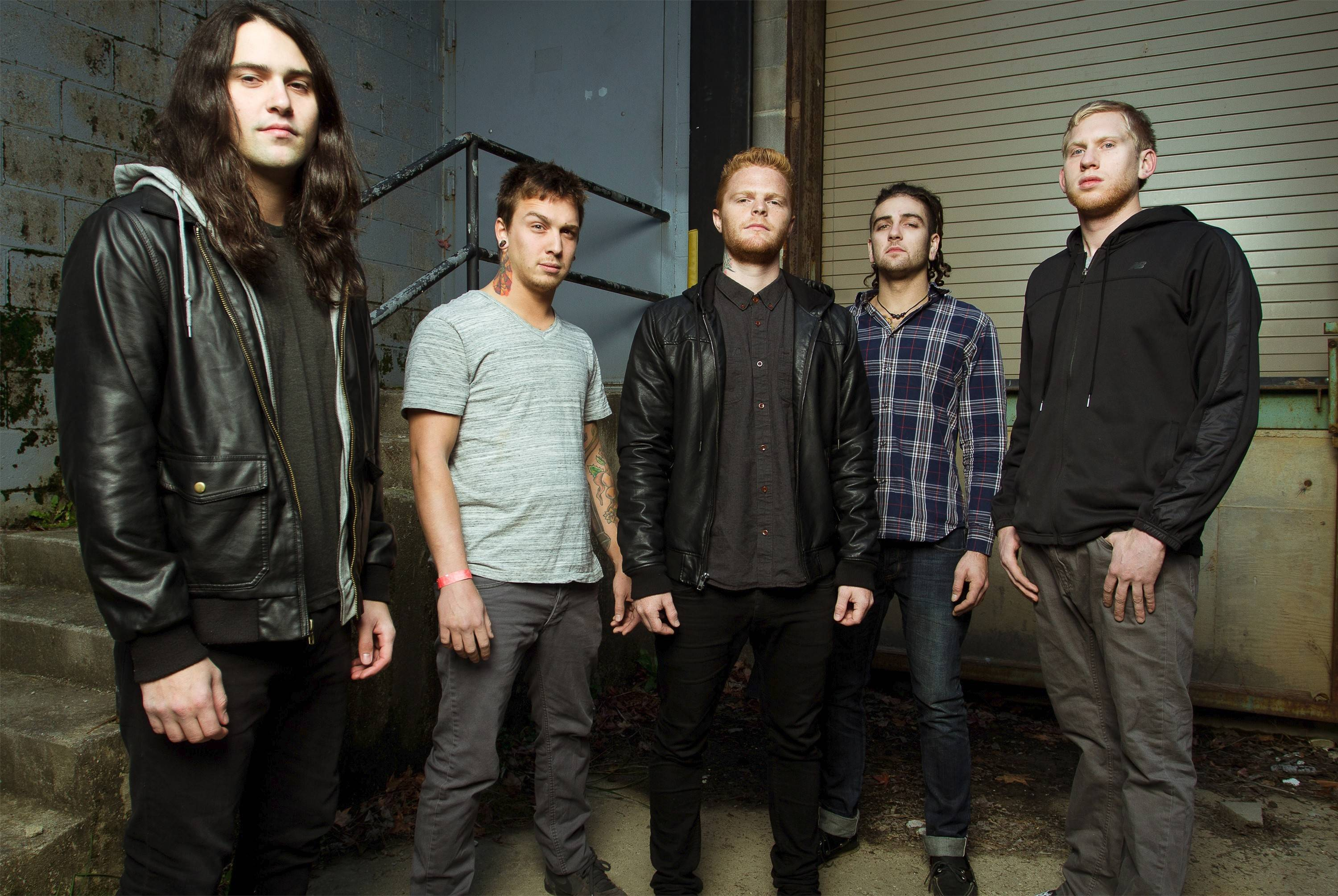 Born of Osiris, a metal band featuring members from the suburbs, will perform as part of Warped Tour this weekend.