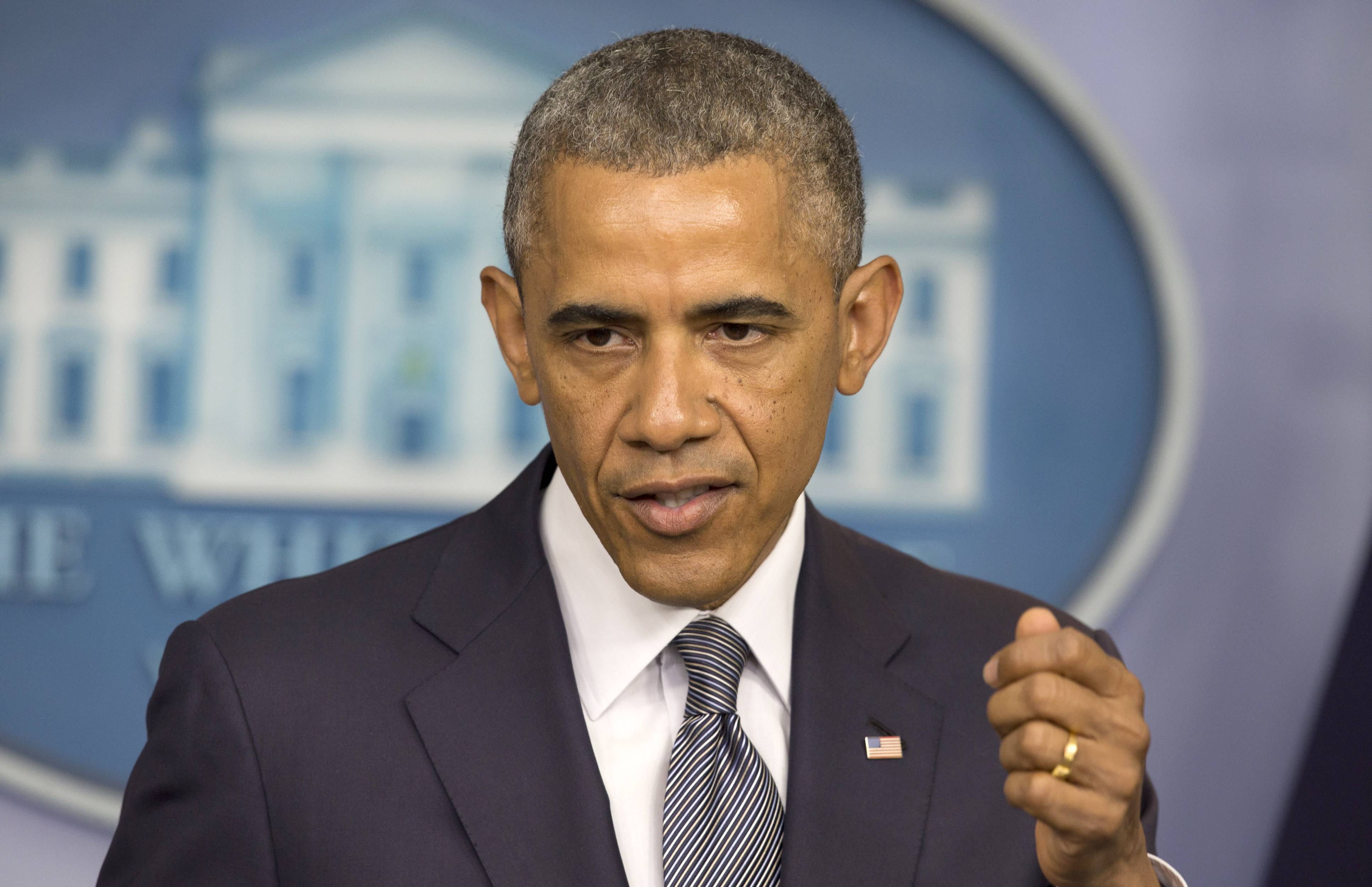 Obama: Plane shot down by missile, 1 American dead