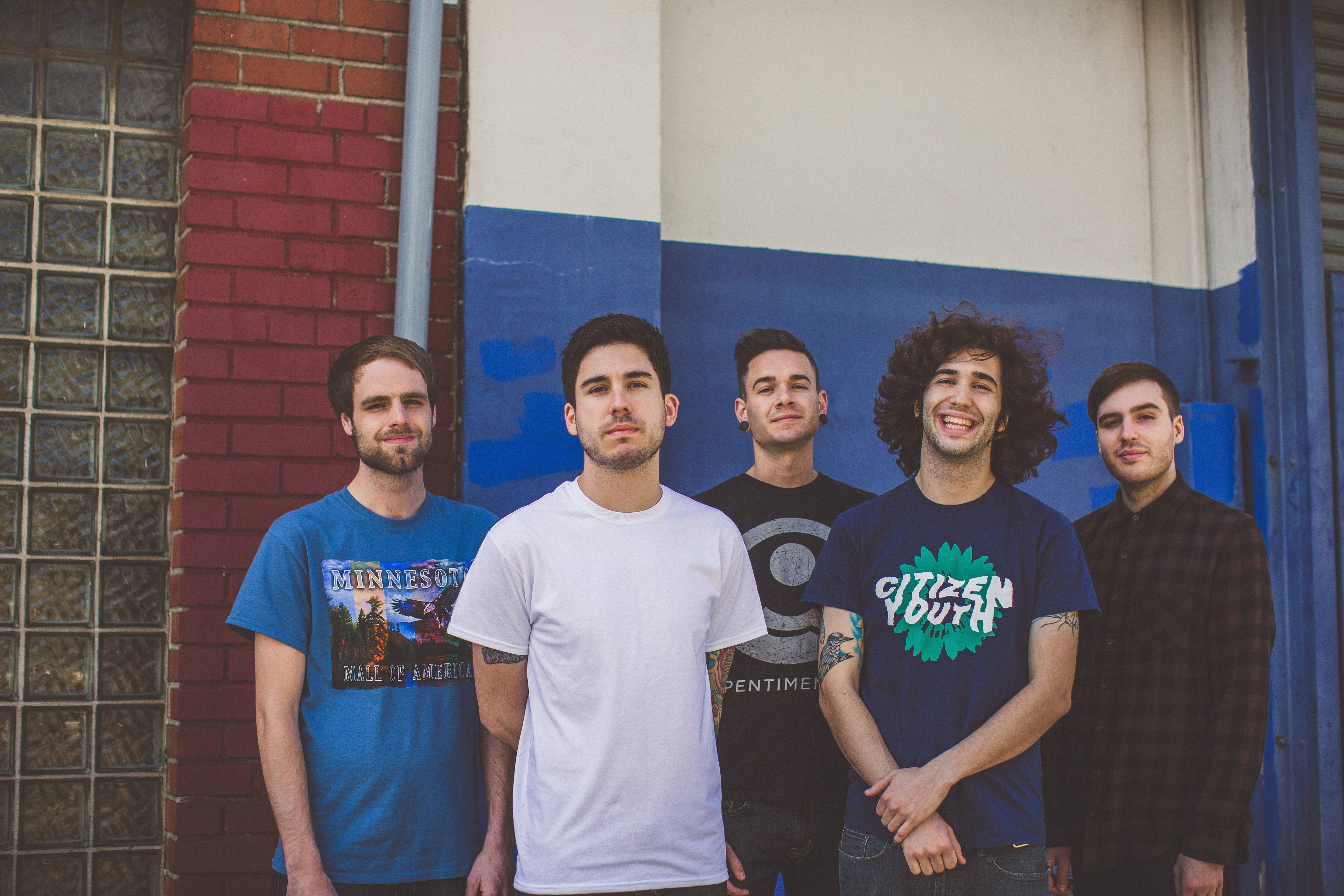 Chicago band Real Friends is part of this year's Warped Tour event in the South suburbs.