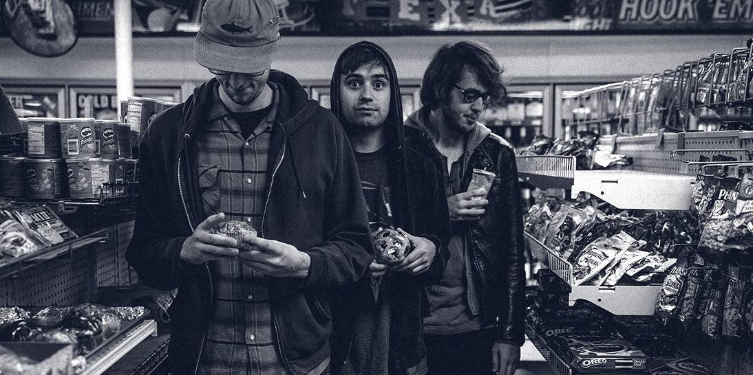 Young power trio the Cloud Nothings will perform at the Pitchfork Music Festival.