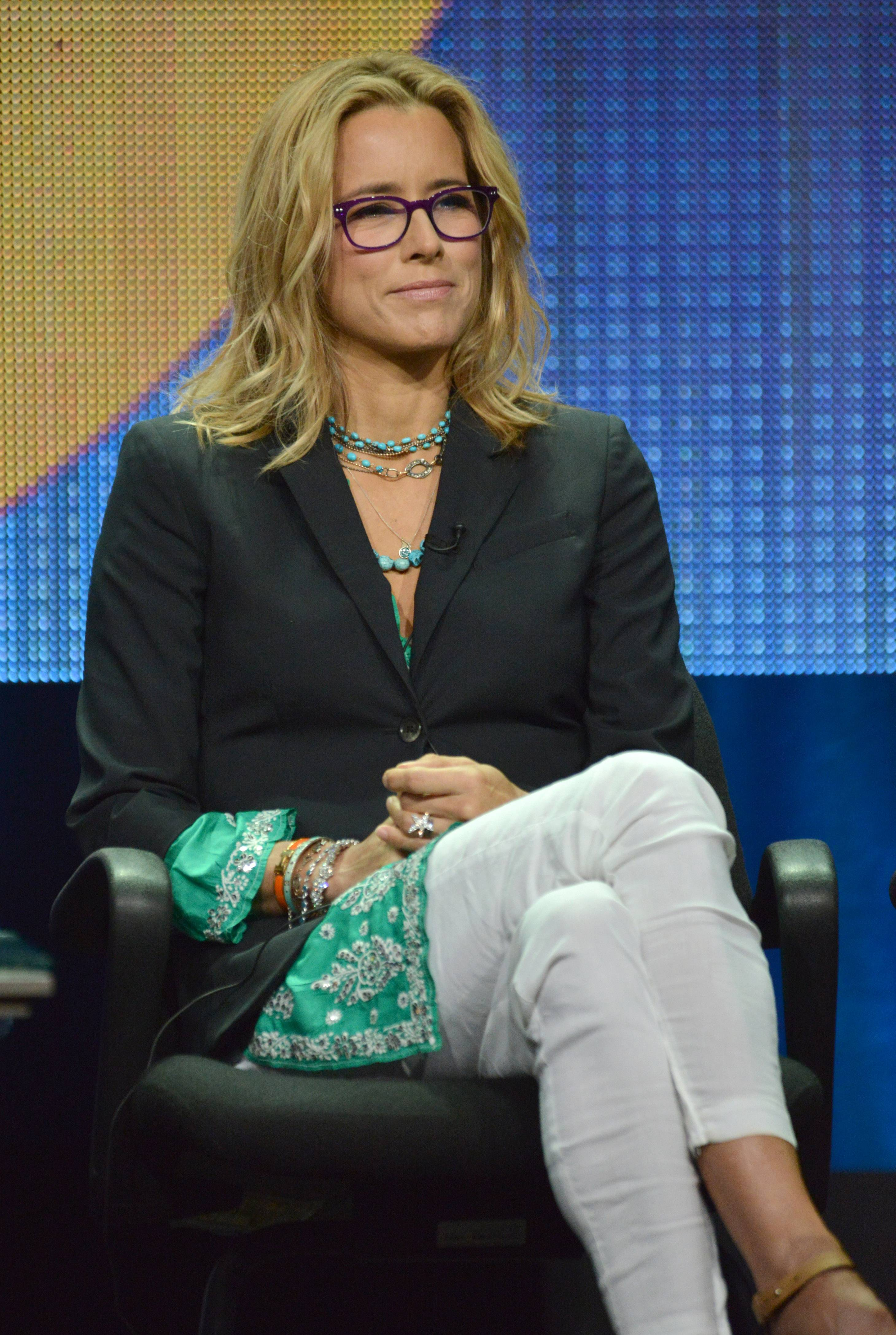 "Tea Leoni plays the U.S. secretary of state with Tim Daly as her husband in the upcoming CBS show ""Madam Secretary."""