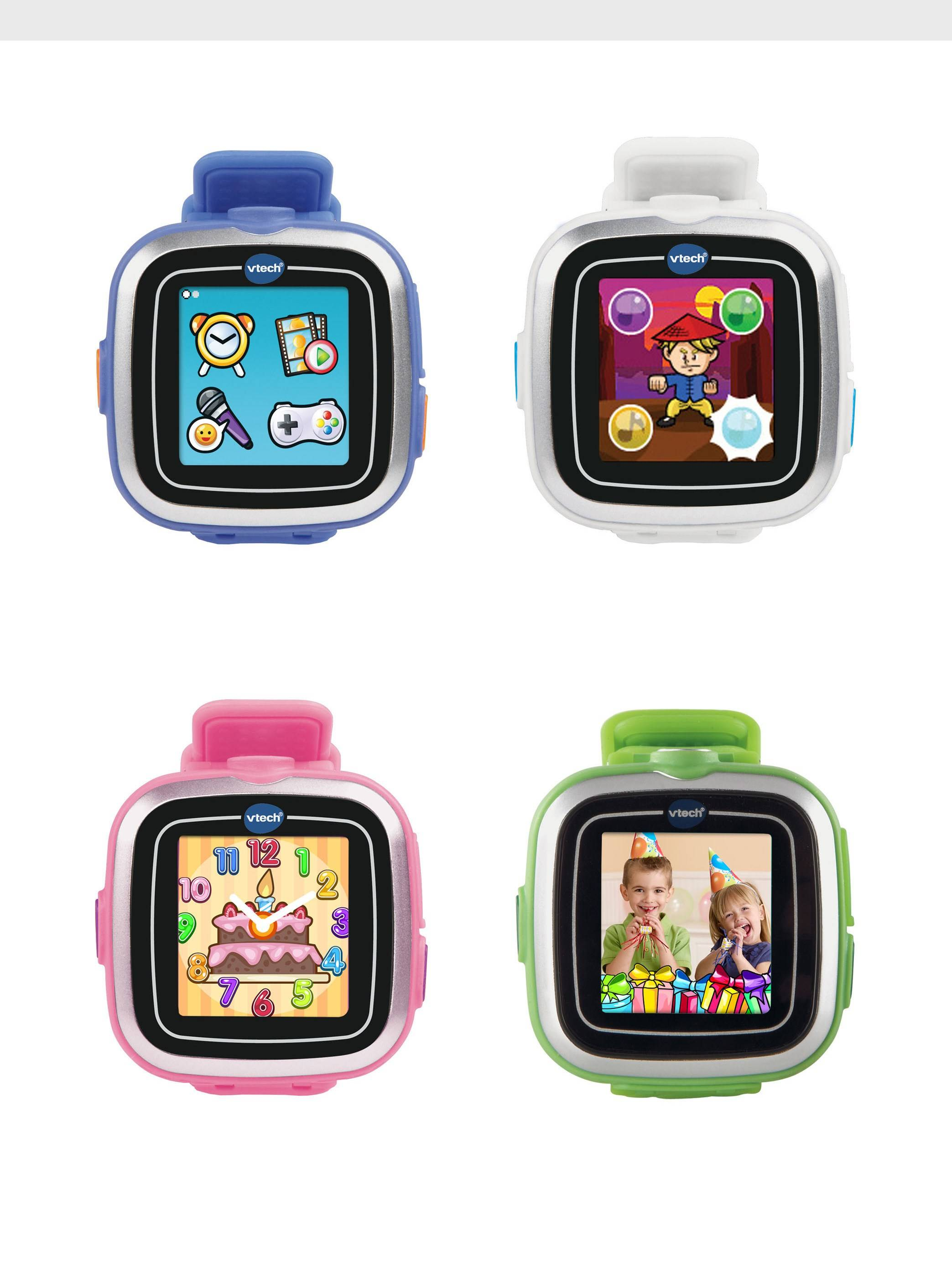 LG Electronics, VTech Holdings and Filip Technologies have all developed high-tech watches for children, undaunted by the slow progress the industry has made in pitching the devices to adults.