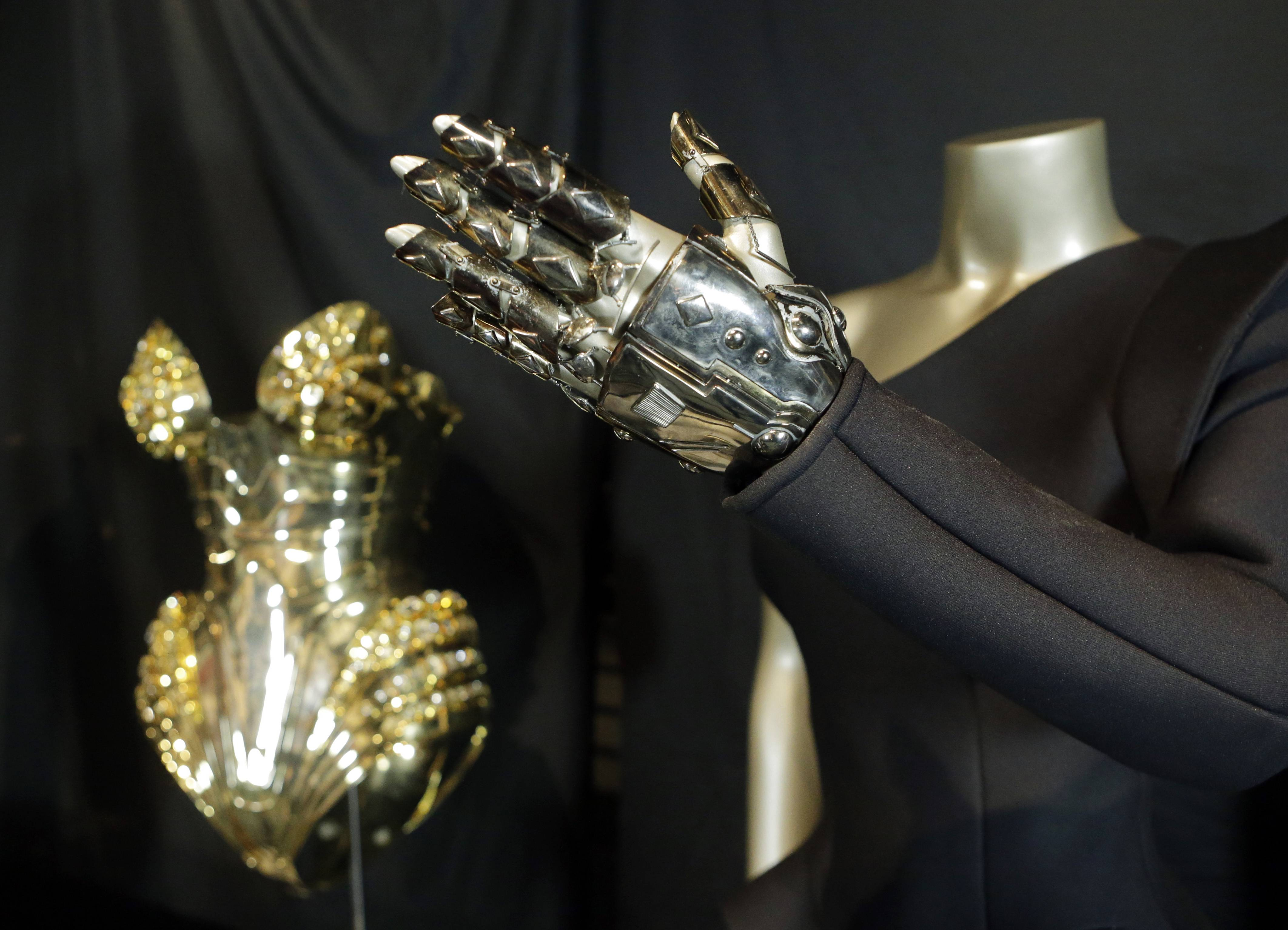 "The glove from Beyonce's ""Single Ladies"" outfit."