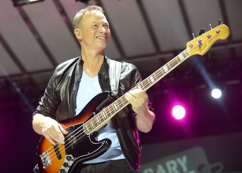 Gary Sinise and his band rock out in Wheaton