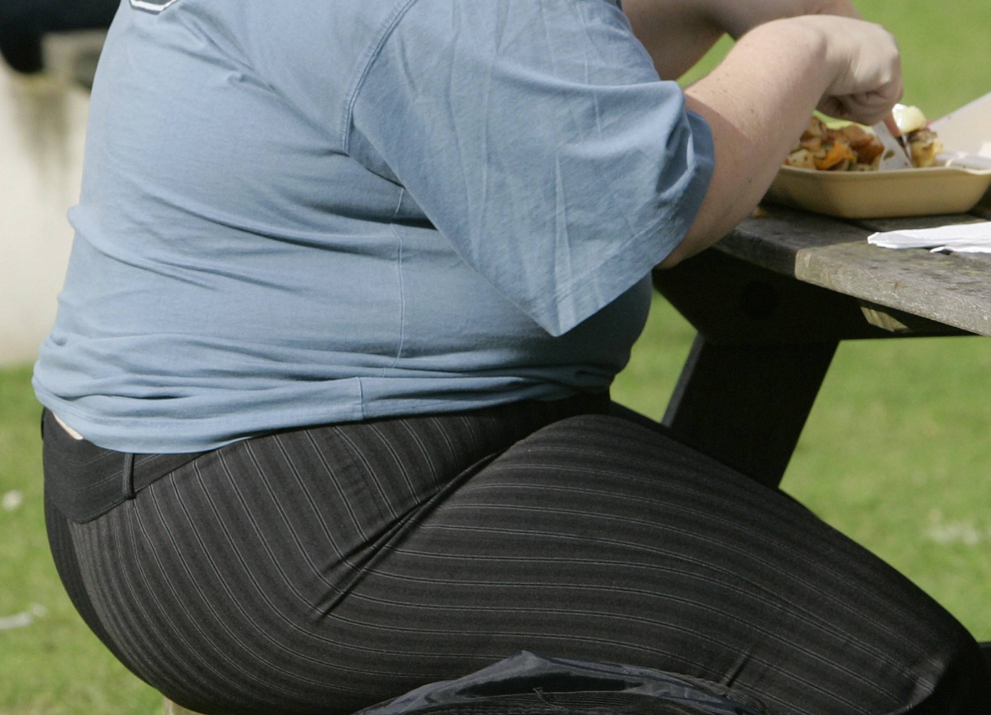 "Obese workers may be able to sue for work-place discrimination, a legal adviser to the European Union's top court said in a case that could pave the way for the extremely fat to be treated as disabled. Advocate General Niilo Jaaskinen said the EU Court of Justice should rule that if obesity ""has reached such a degree that it plainly hinders participation in professional life,"" it should be treated as a disability."