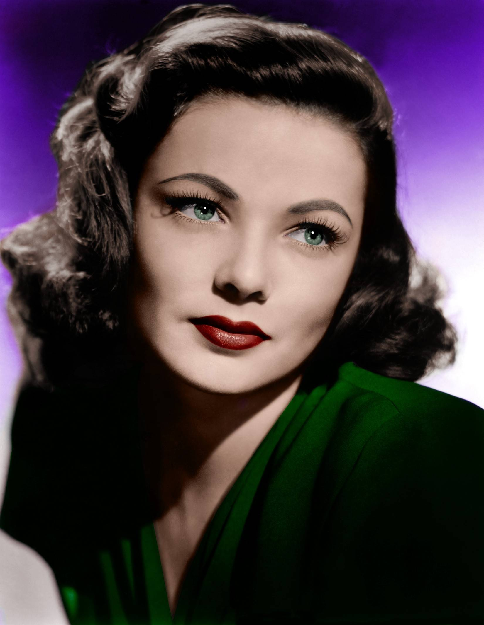 "Actress Gene Tierney makes it into Gary Koca's book of ""forgotten"" movie stars, but the Pingree Grove author certainly remembers her. Whenever someone suggests that Angelina Jolie is the most beautiful movie star ever, a flabbergasted Koca says, ""Have you ever seen Gene Tierney?"""