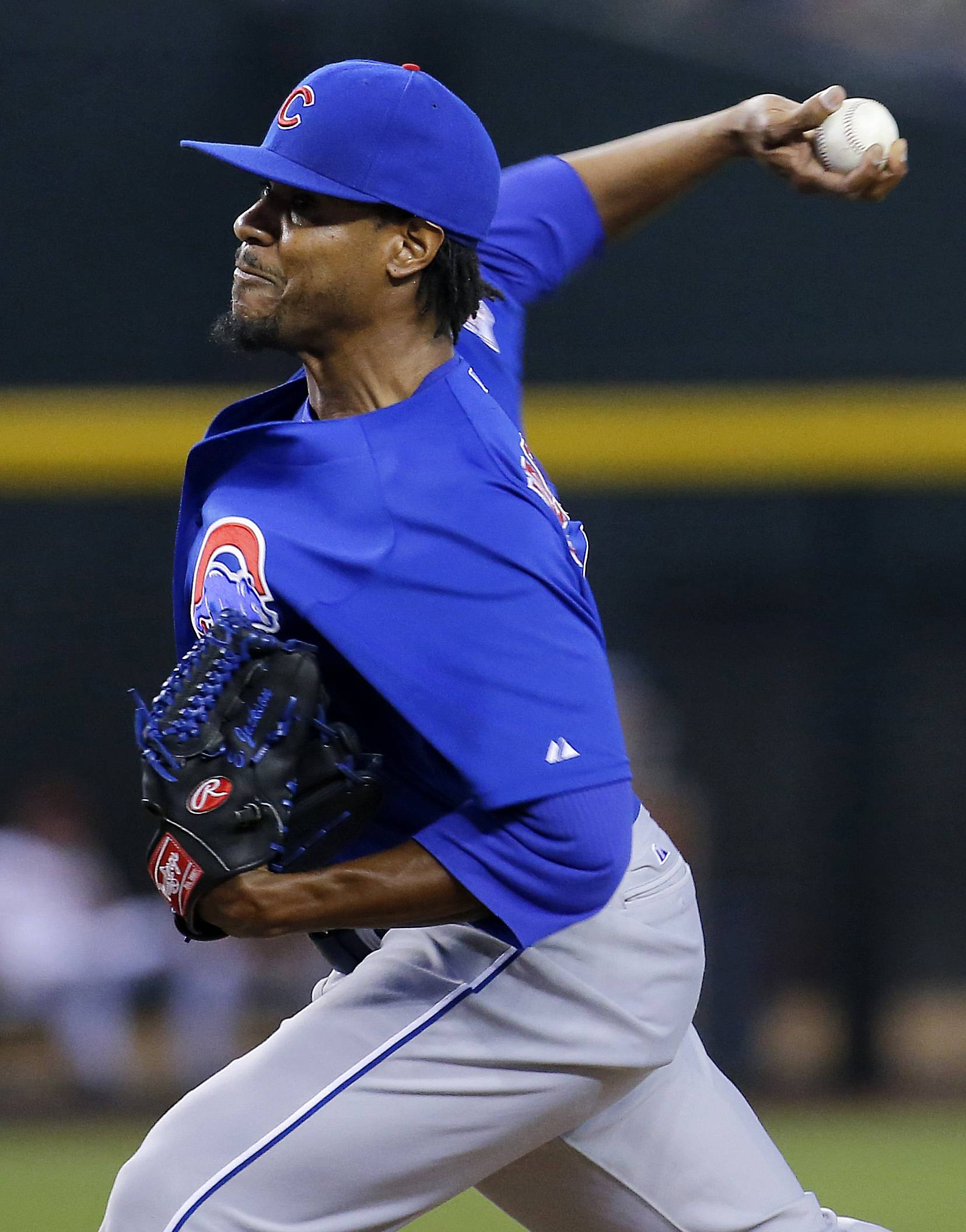 Cubs starter Edwin Jackson has failed to go at least 6 innings in 15 of his 20 starts this year.