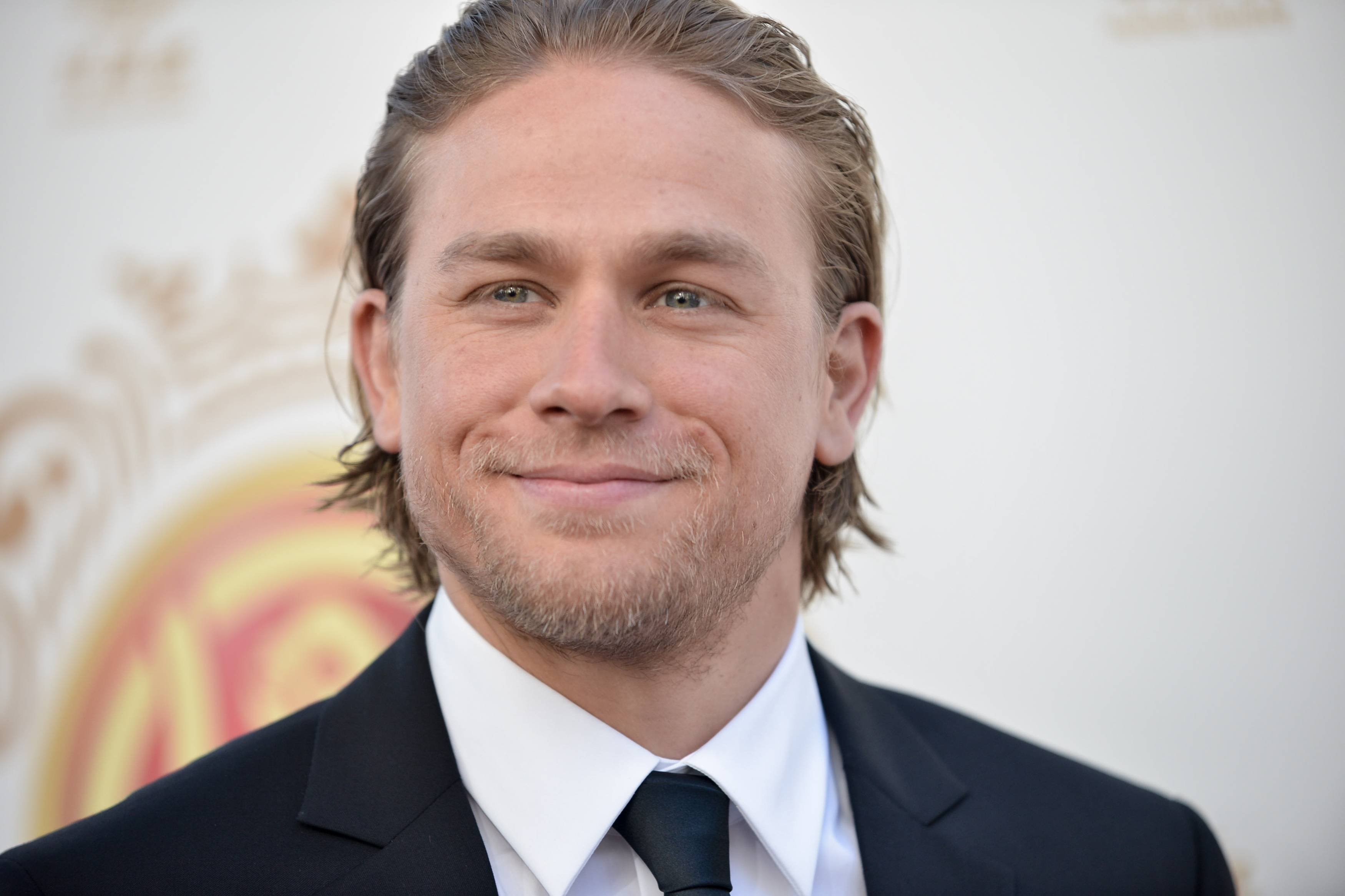 "The first trailer for the ""Fifty Shades of Grey"" movie will be out this week and Charlie Hunnam, the original Christian Grey, says he can't wait to see the finished product."