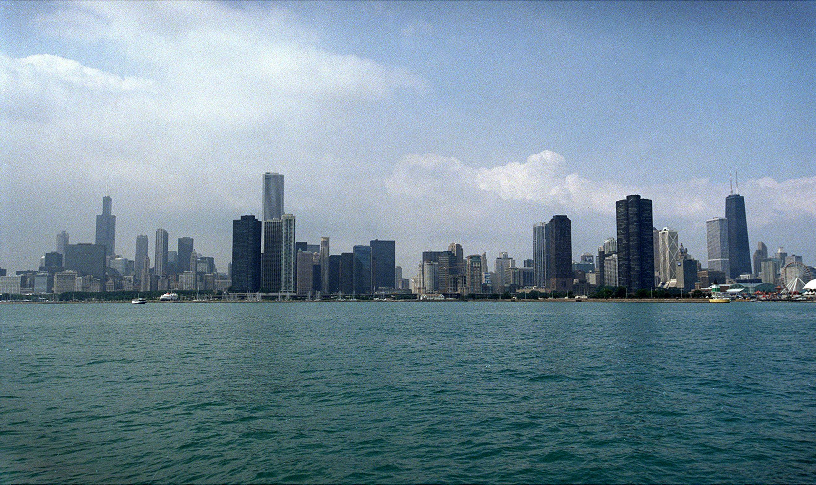 The National Weather Service has issued an air quality warning for Chicago and the suburbs until midnight.