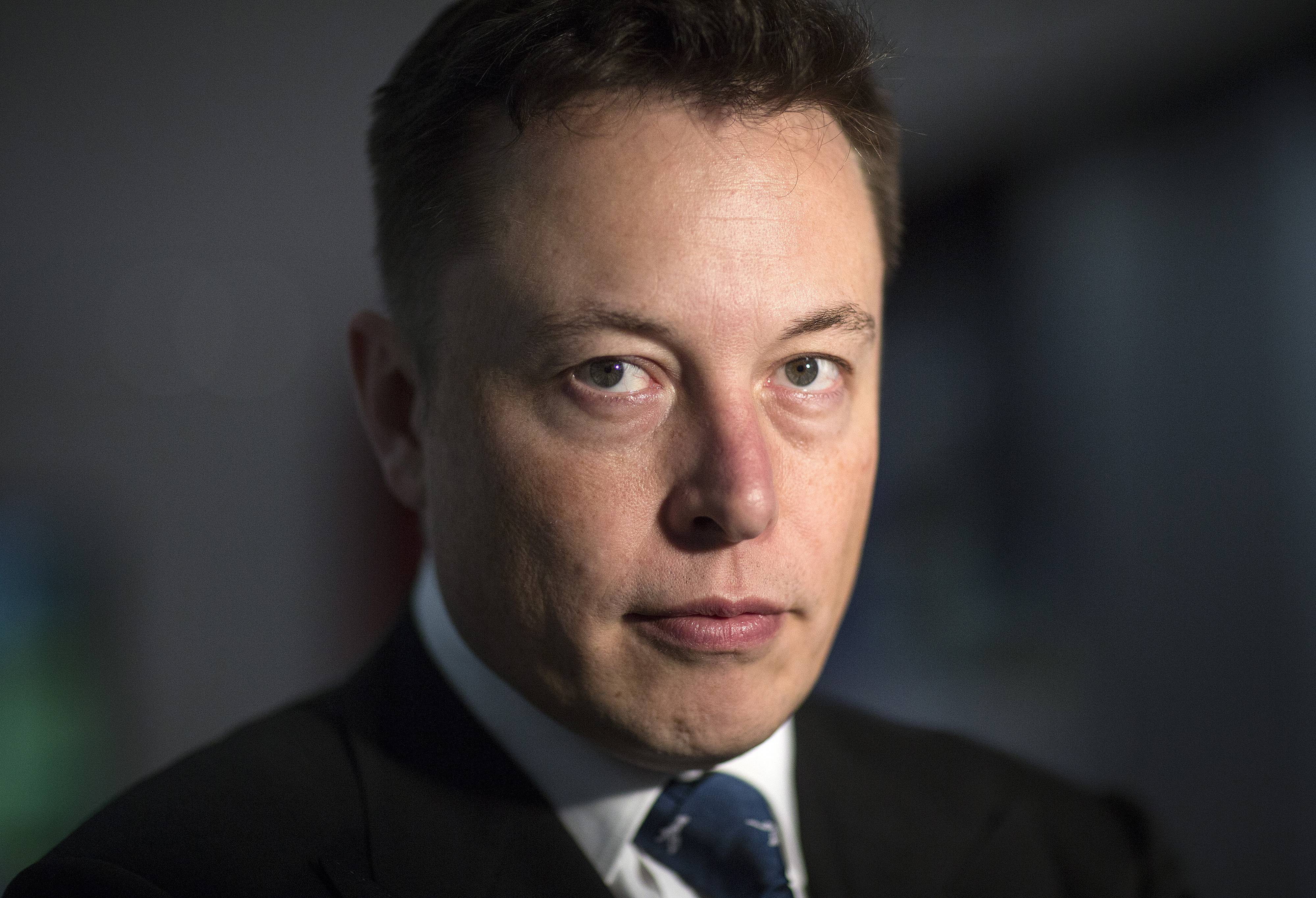 The Air Force is examining several anomalies that occurred during Space Exploration Technologies Corp.'s three civilian space flights as part of its review of billionaire Elon Musk's quest to launch military satellites.
