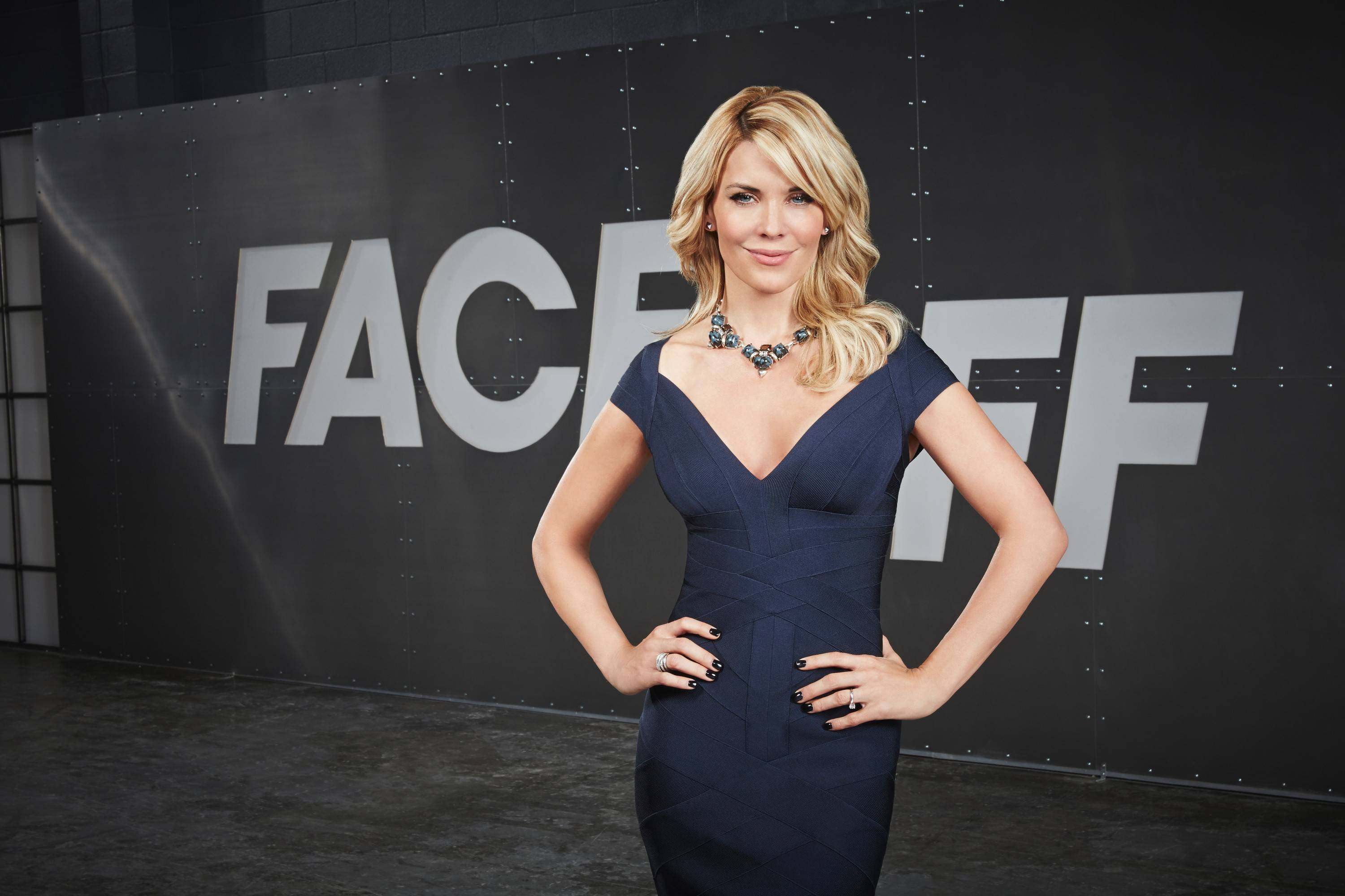 "McKenzie Westmore returns Tuesday, July 22, as the host of Syfy's ""Face Off."""
