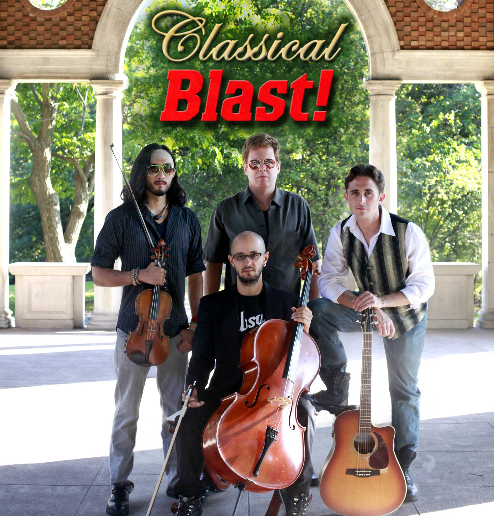 Classical Blast will perform in Palatine on July 23.Classical Blast