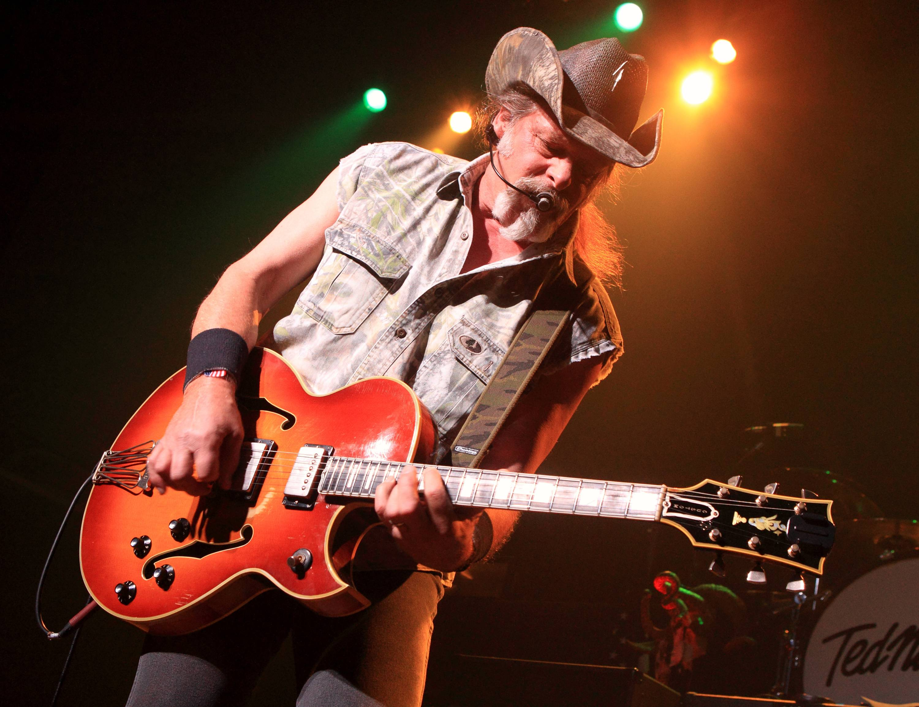 "The Coeur d'Alene Tribe on Monday canceled an Aug. 4 concert by Ted Nugent at its casino because of what it called the rocker's ""racist and hate-filled remarks."""