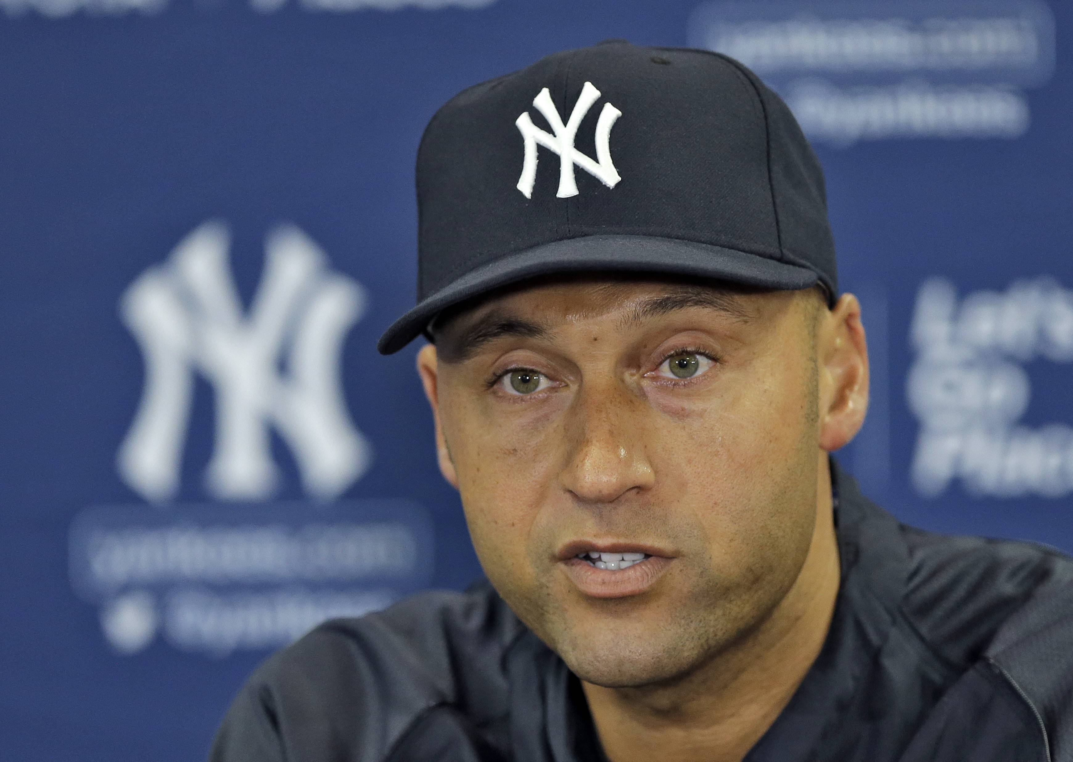 As Derek Jeter winds down his baseball life, part of his attention already is turning to his future business career.