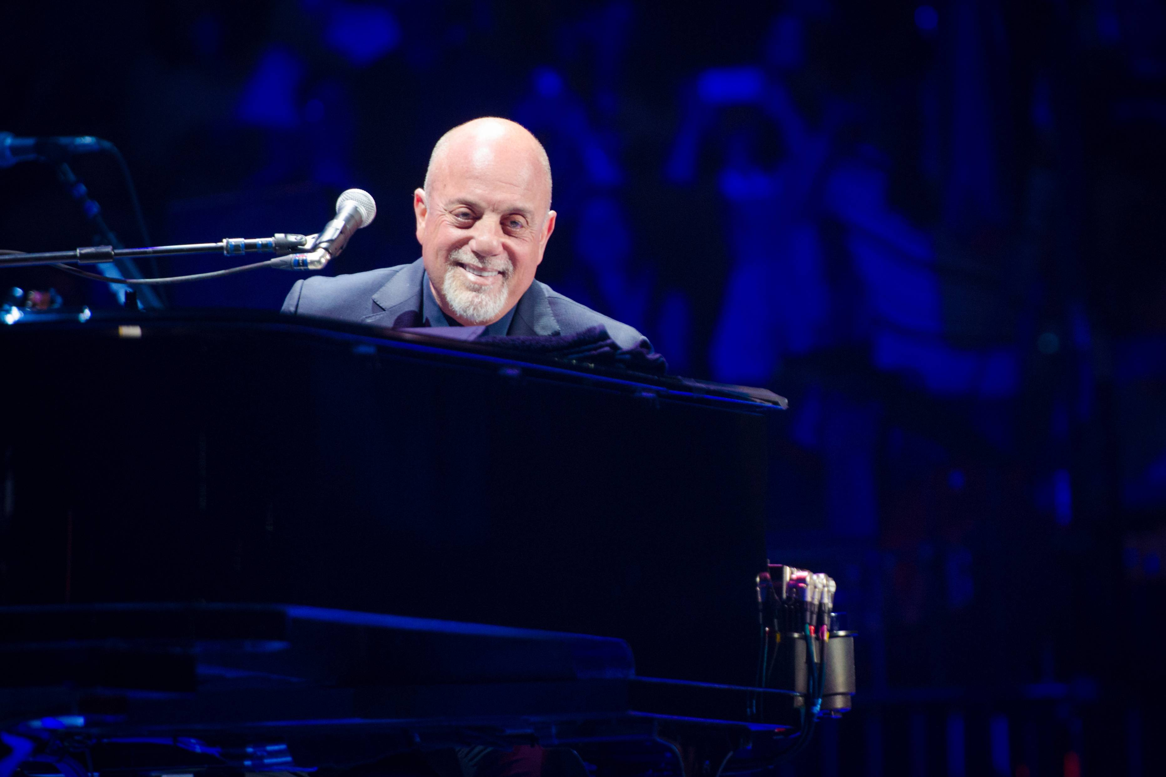 Billy Joel will receive the Library of Congress' Gershwin Prize for Popular Song in November.
