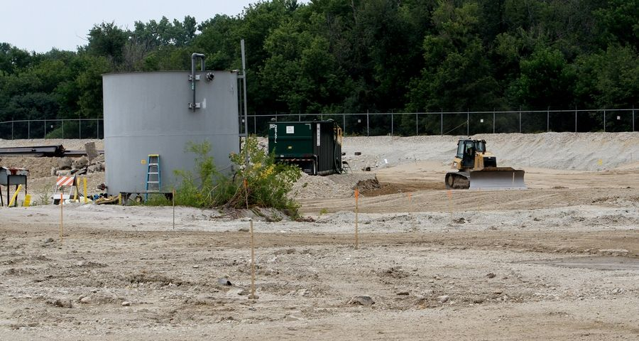 West Chicago officials say roughly $30 million in federal funds still is needed to remove the last remnants of thorium from portions of the former Kerr-McGee factory site.