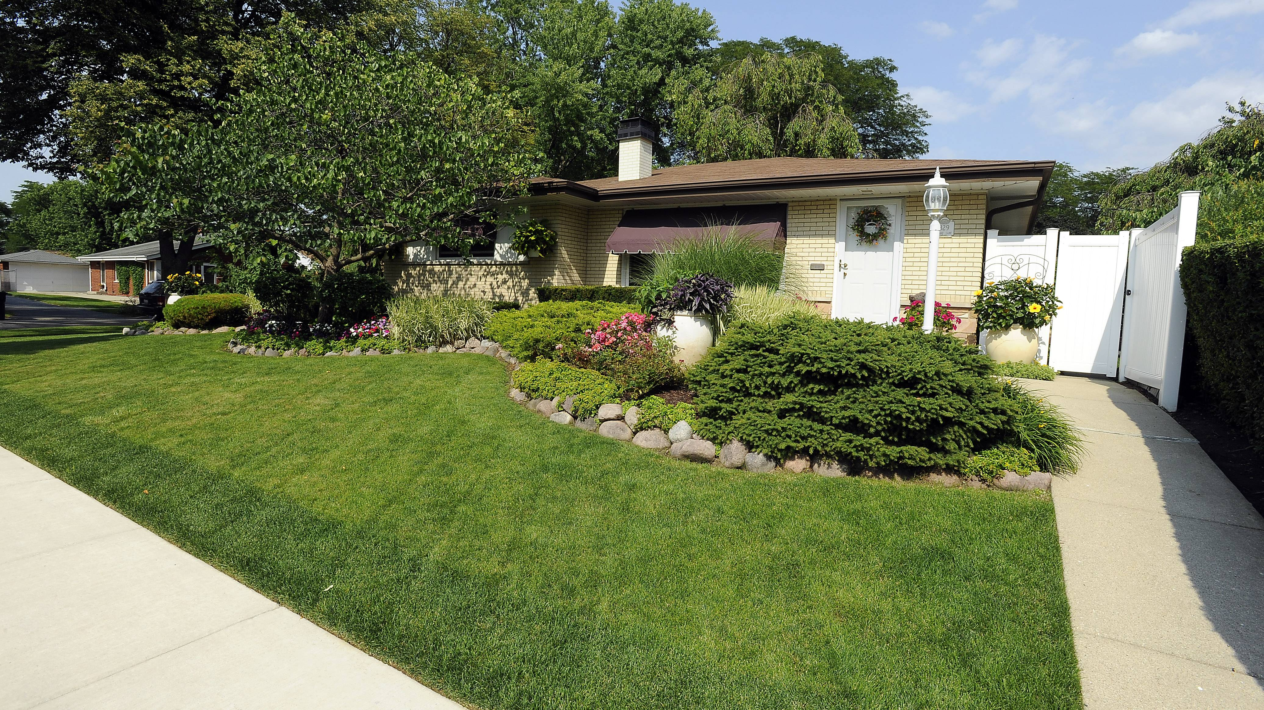 "The Des Plaines Curb Appeal Challenge contest features the home at 329 Drake Lane as a finalist in ""best curb appeal"" category."
