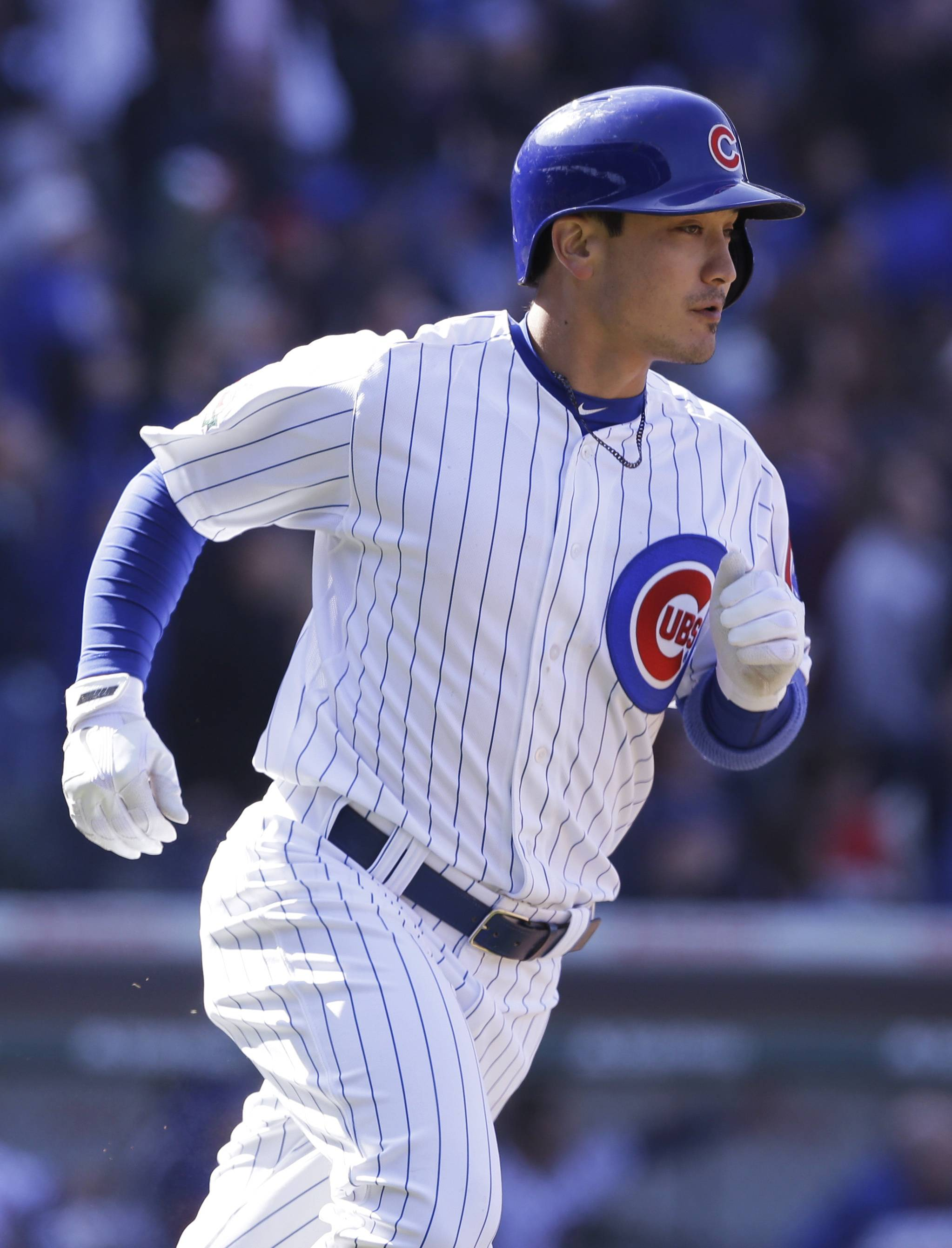 The Cubs removed veteran Darwin Barney from their roster, designating the second baseman for assignment as they activated Emilio Bonifacio off the disabled list.