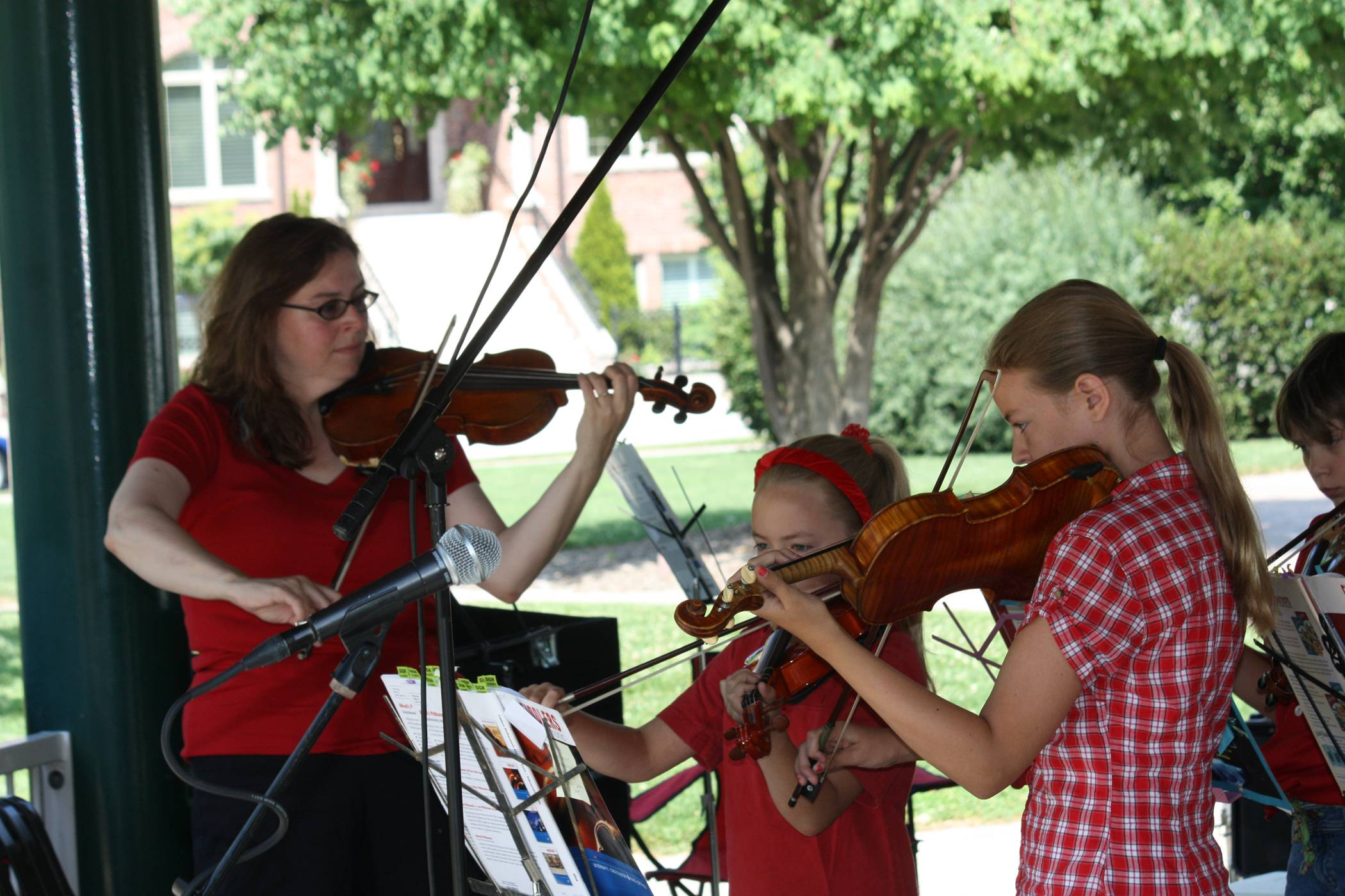 Summer Strings will perform again at this year's Arts in the Park event.Palatine Park District