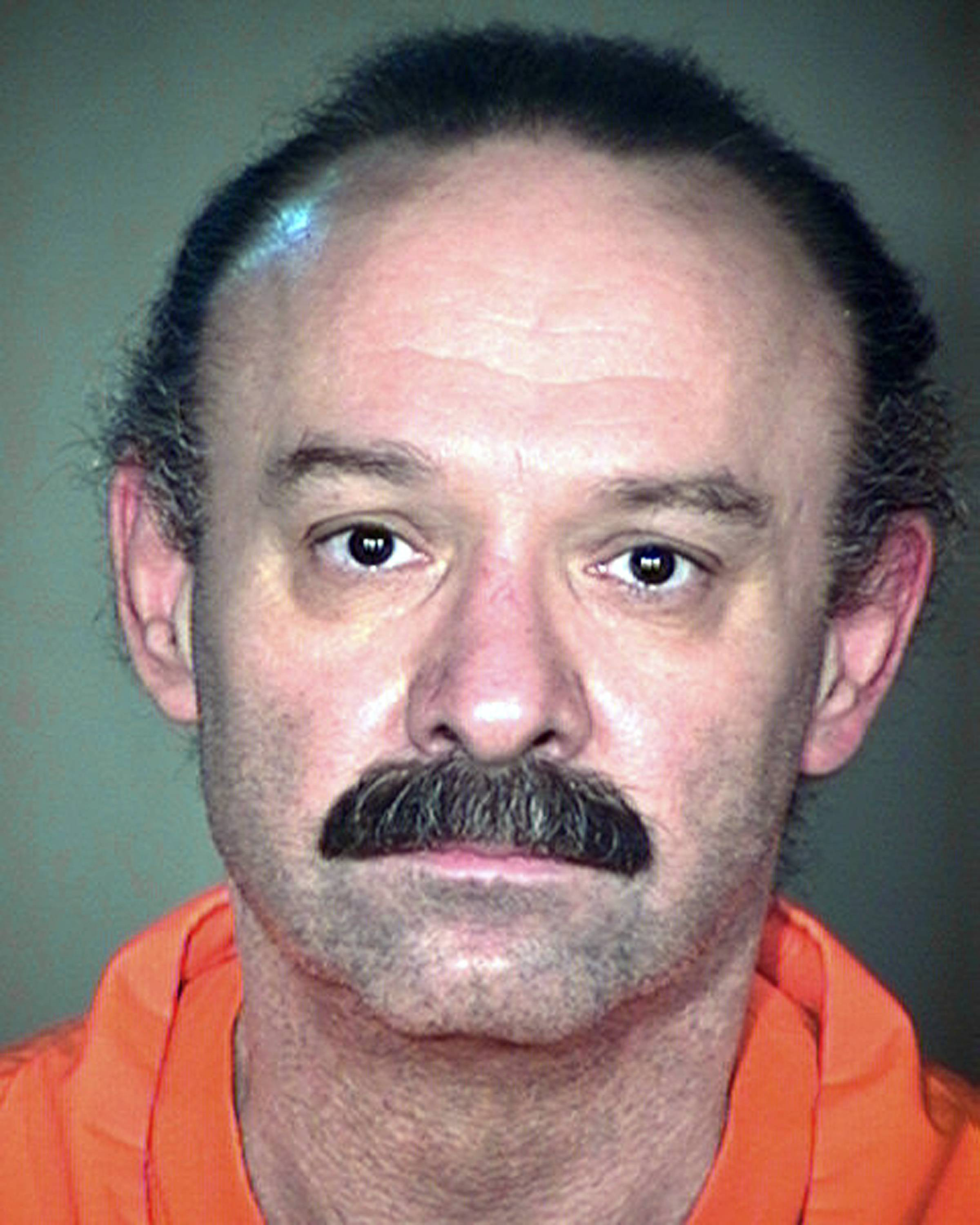 Arizong death-row inmate Joseph Rudolph Wood.