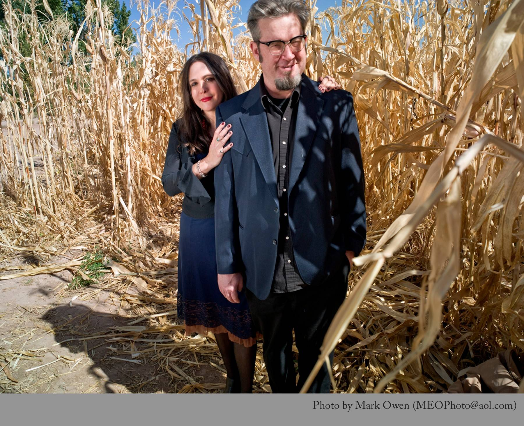The Handsome Family, a husband-and-wife duo that specializes in dark and witty Americana music, will be one of the artists performing later this summer at the annual Hideout Block Party, a laid-back alternative to the big music fests.