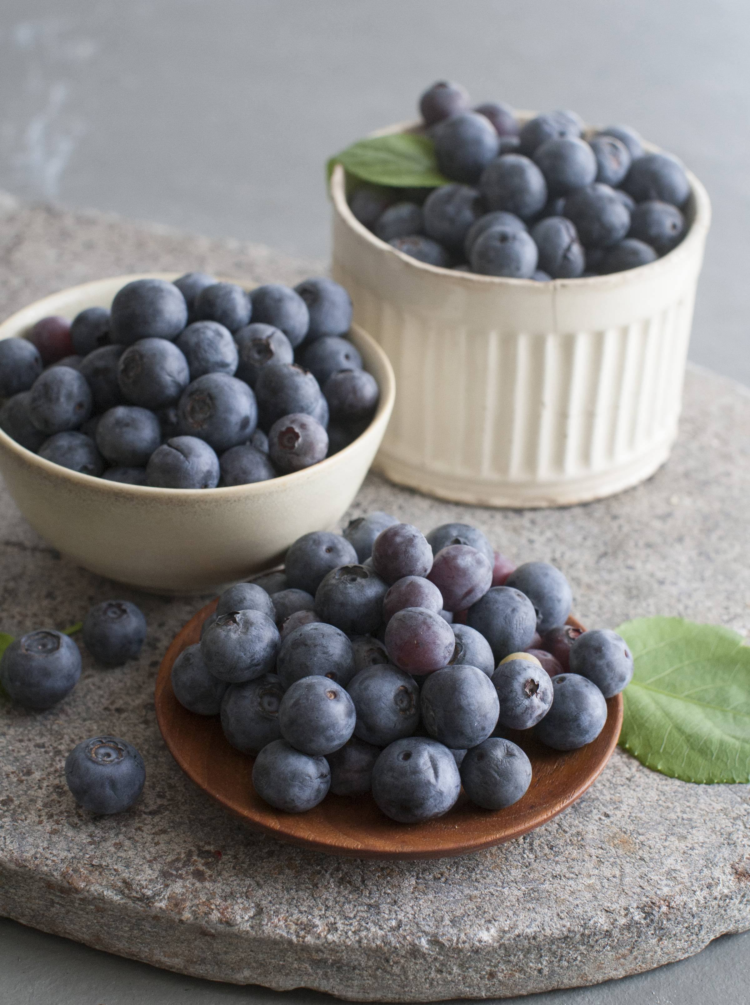 Take a fresh approach to the season's best blueberries by using them in salsa or in a sandwich spread.
