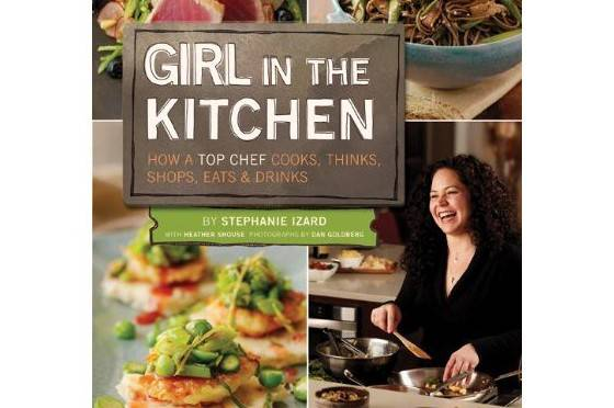 "Chef Stephanie Izard will sign copies of her book, ""Girl in the Kitchen: How a Top Chef Cooks, Thinks, Shops, Eats and Drinks,"" at noon Saturday at Standard Market Naperville."