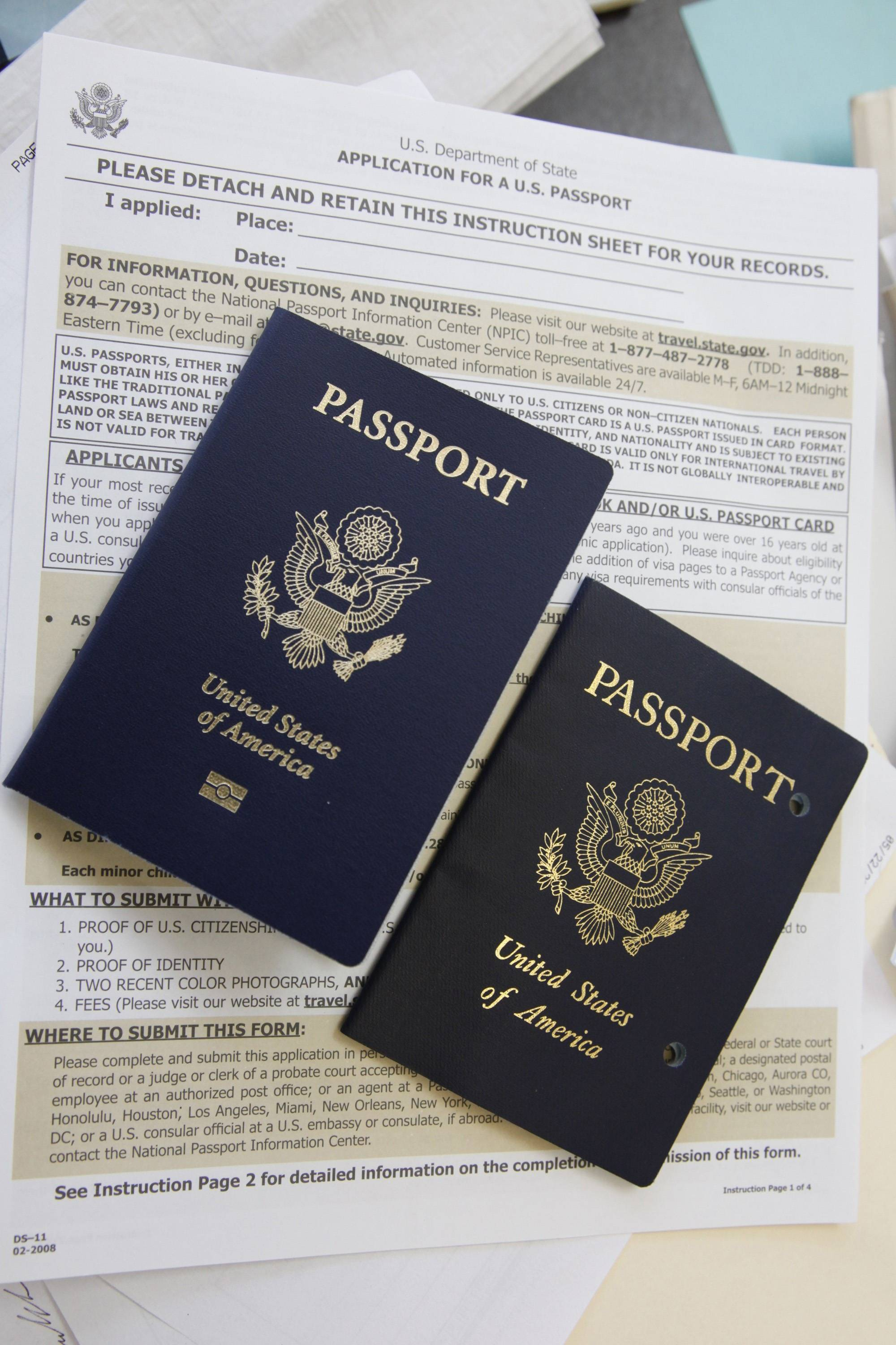 The State Department's global database for issuing travel documents has crashed, resulting in major delays for potentially millions of people around the world waiting for U.S. passports and visas, officials said Wednesday.