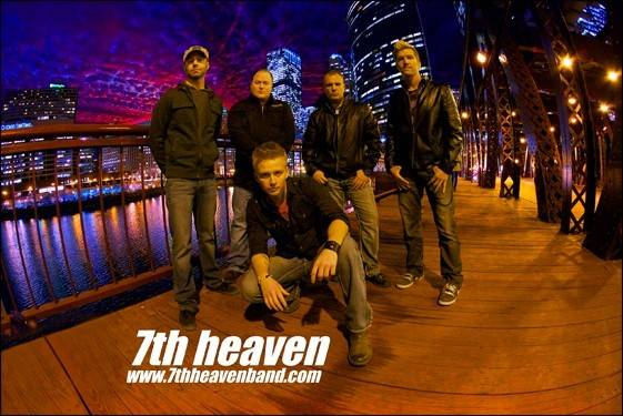 The last evening concert in Palatine Park District's popular Sounds of Summer free concert series features 7th heaven, who will be performing from 8 to 9:30 p.m., at the Fred P. Hall Amphitheater, 262 E. Palatine Road, Palatine.