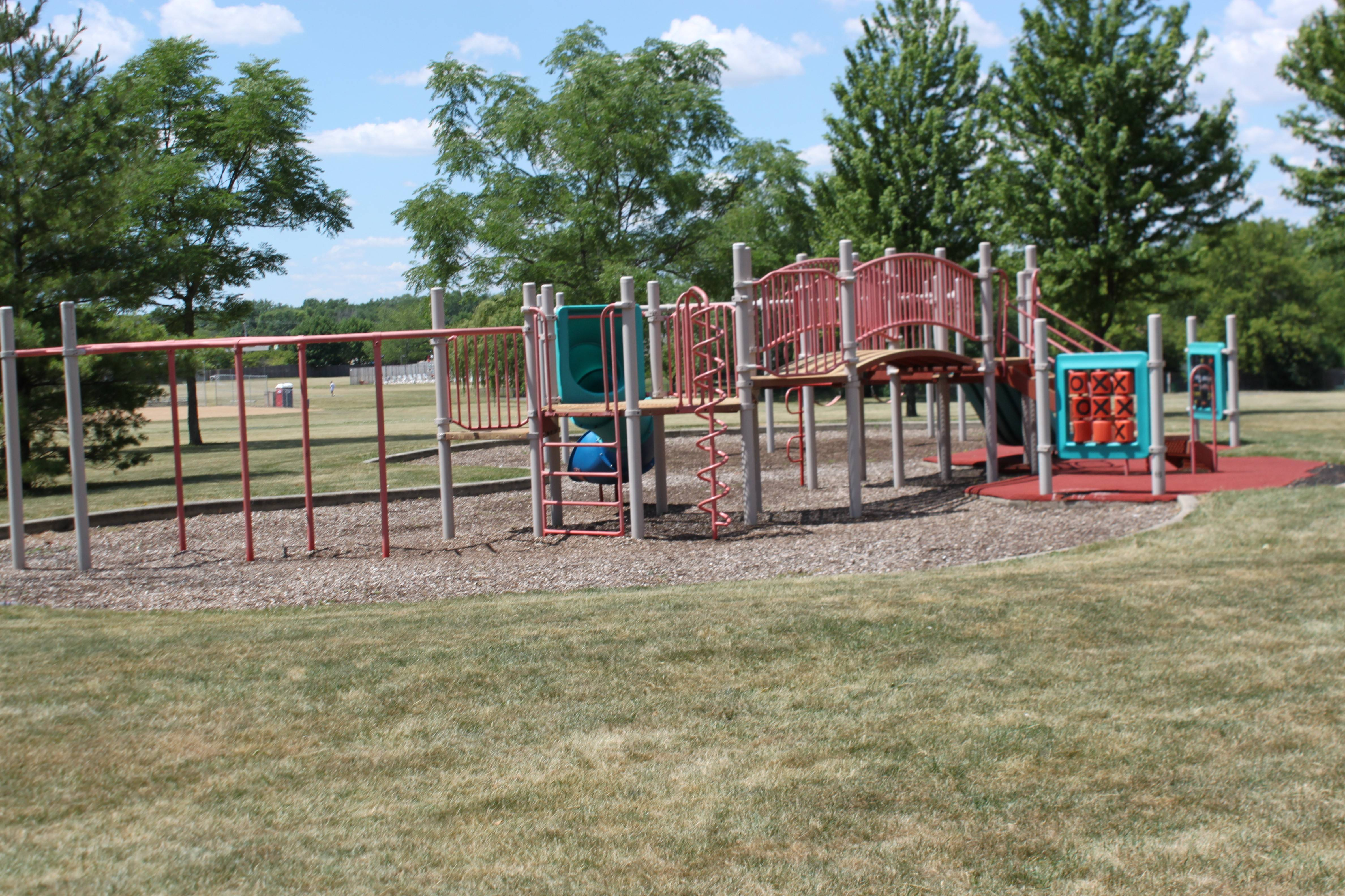 Bloomingdale Park District has plans to replace the playground equipment at Seasons Four Park in Roselle. The replacement is scheduled to begin in late summer or early fall.