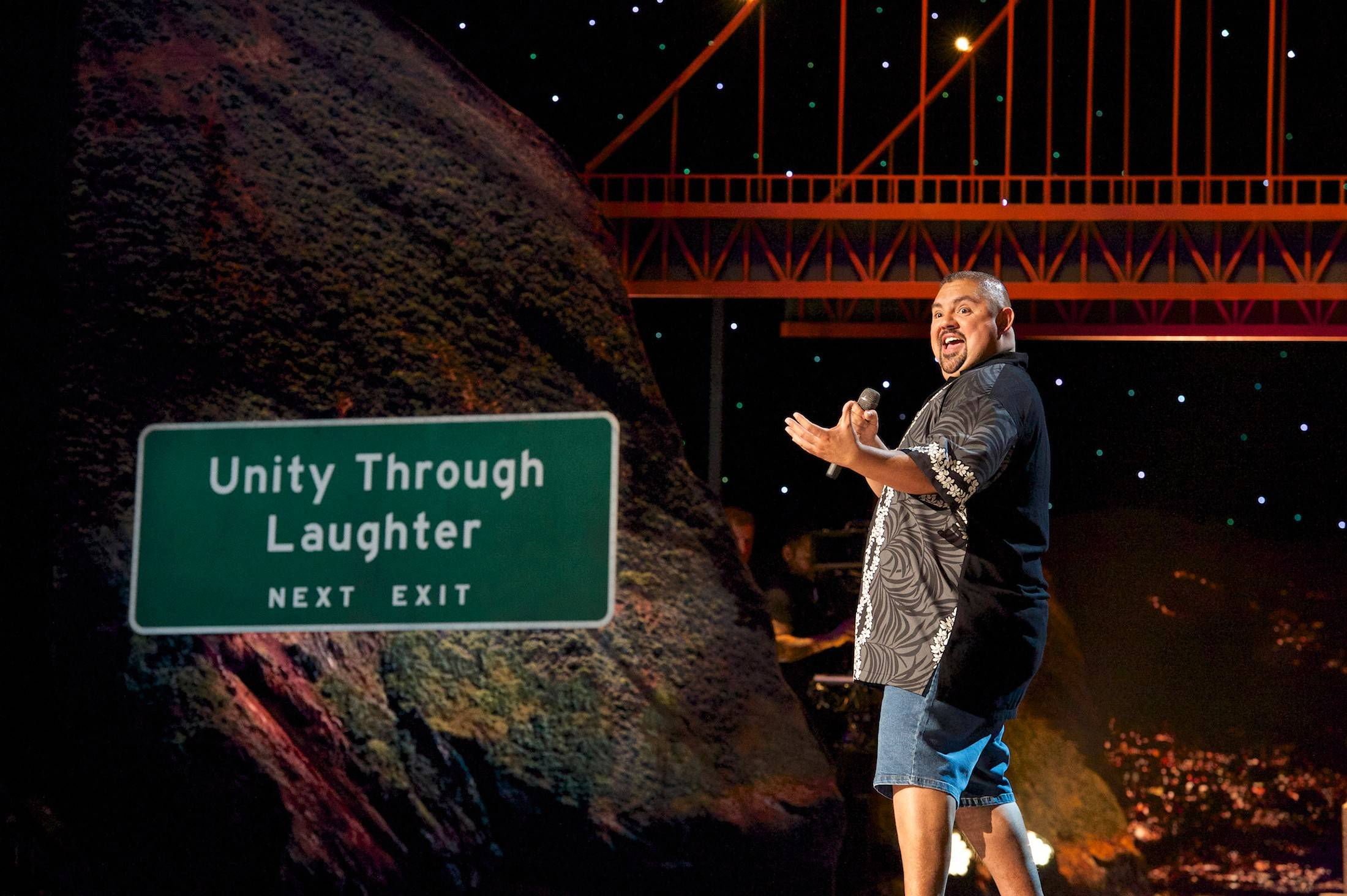 "In ""The Fluffy Movie,"" comedian Gabriel Iglesias lets us all in on the joke."