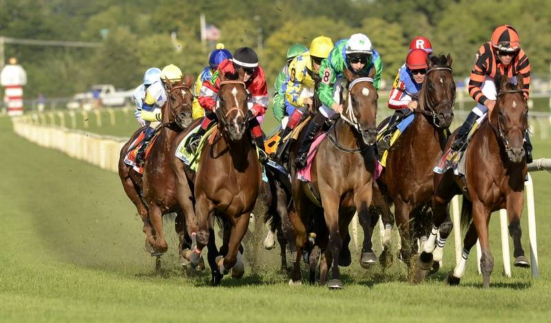 The Arlington Million returns to Arlington International Racecourse on Aug. 16.