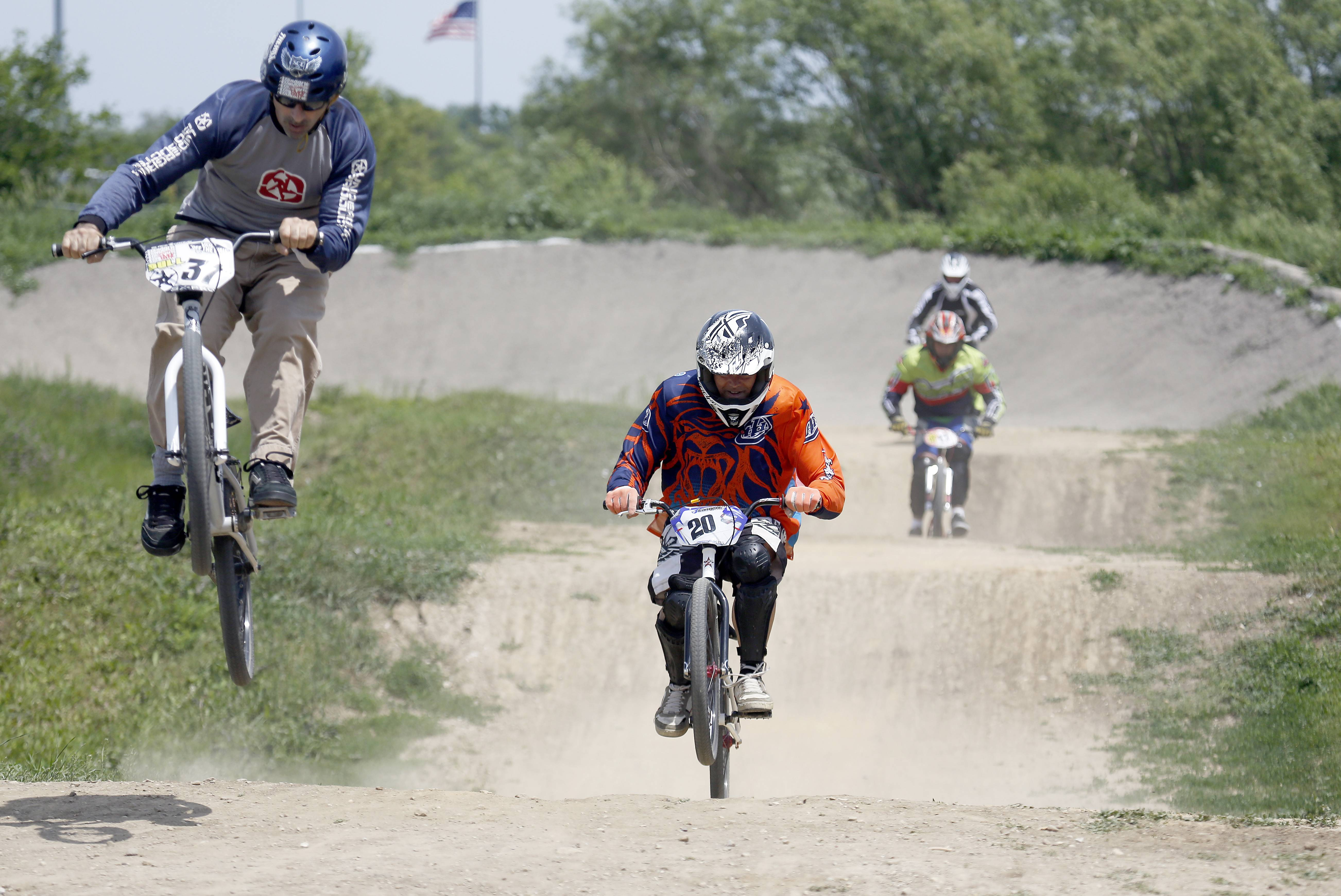Elgin's BMX track closed abruptly after its operators had their sanctioning agreement revoked by the national governing body.