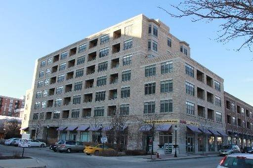 The Metrolofts in downtown Arlington Heights.