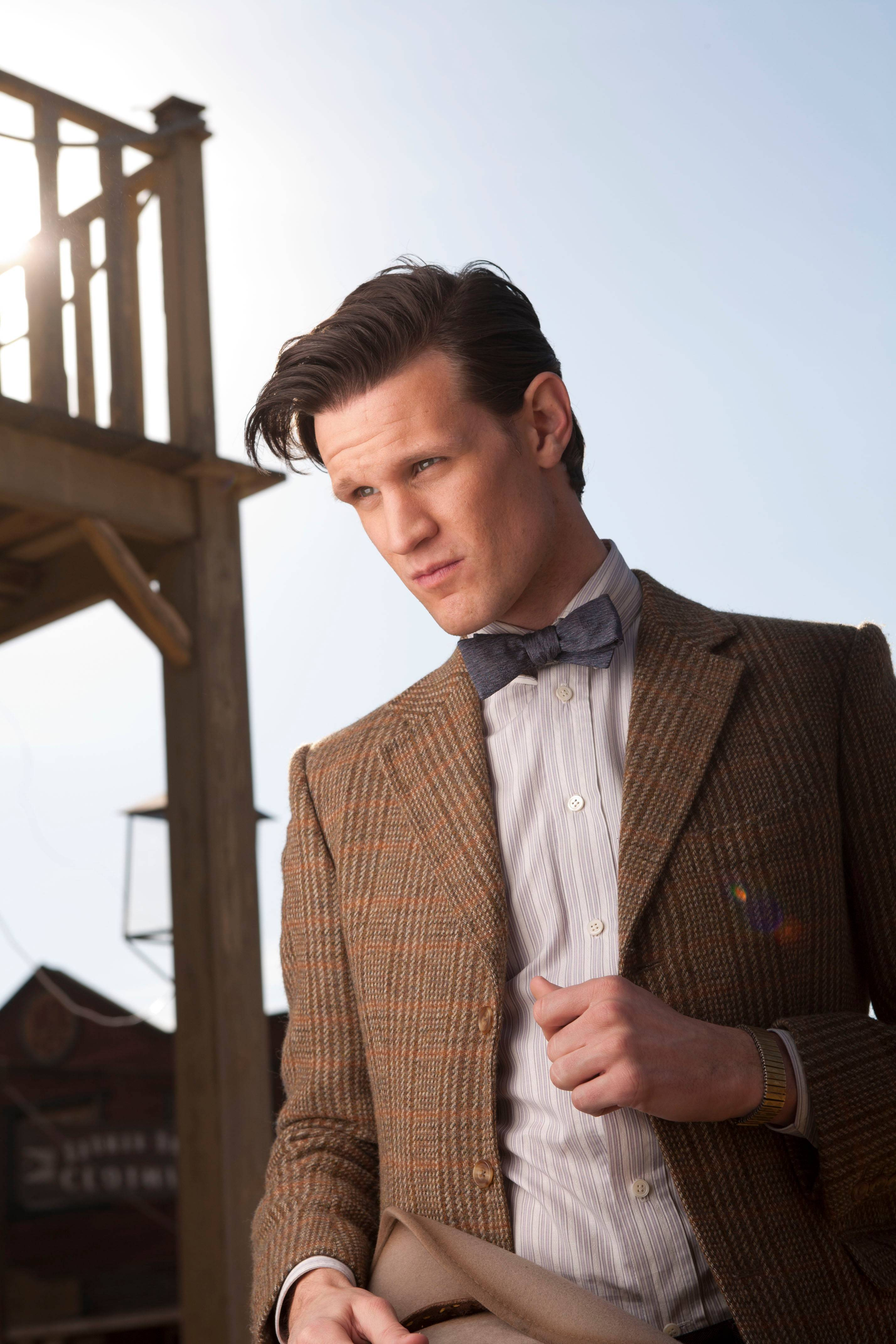 "Matt Smith, whose portrayal of The Eleventh Doctor helped make the BBC's reboot of the classic sci-fi show ""Doctor Who"" a huge hit in America, will appear in August at the Wizard World Chicago convention in Rosemont."