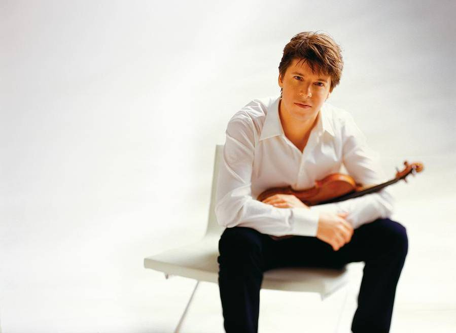 Violinist Joshua Bell will perform with the Chicago Symphony Orchestra at the Ravinia Festival in Highland Park.